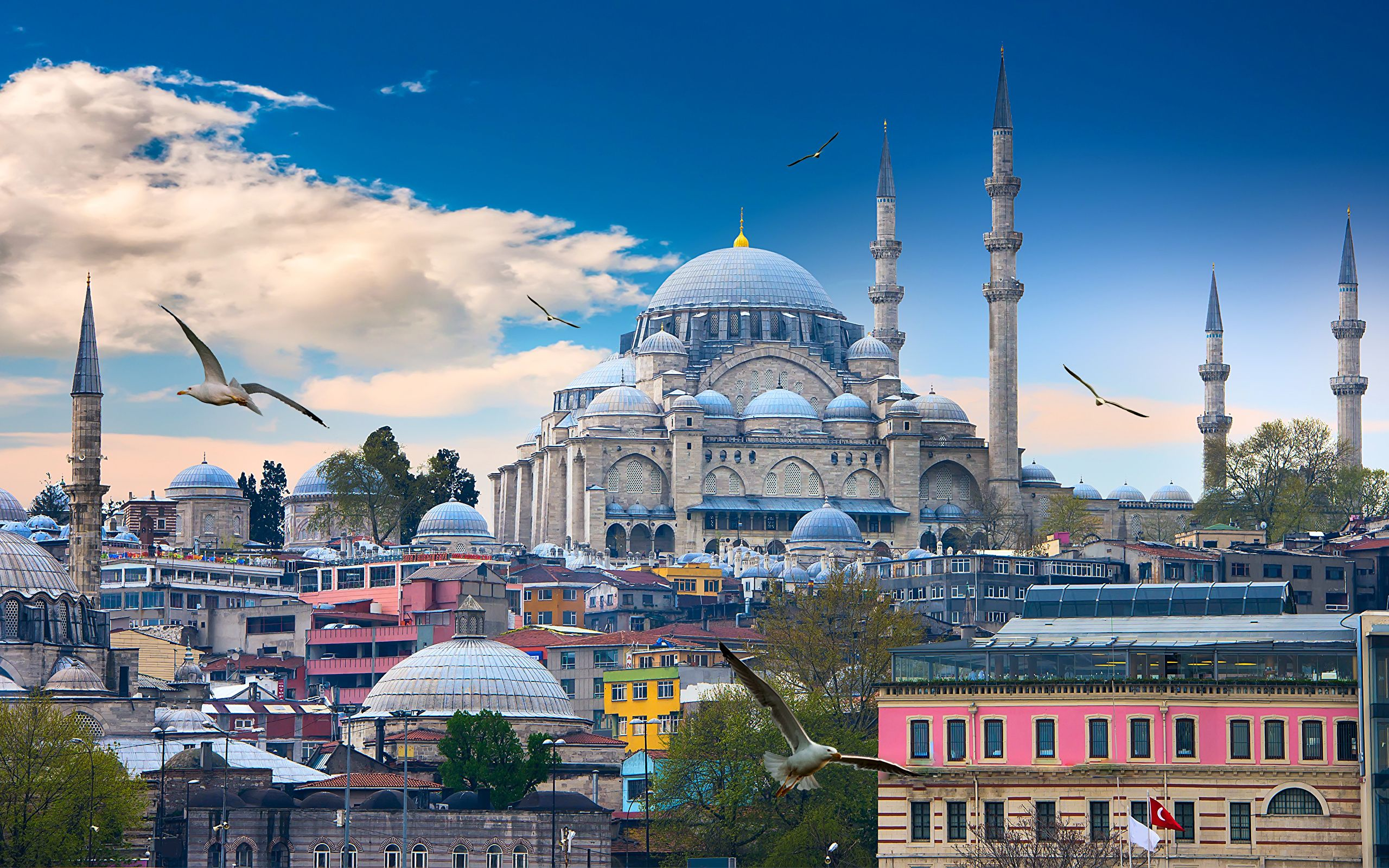 wallpaper hd istanbul