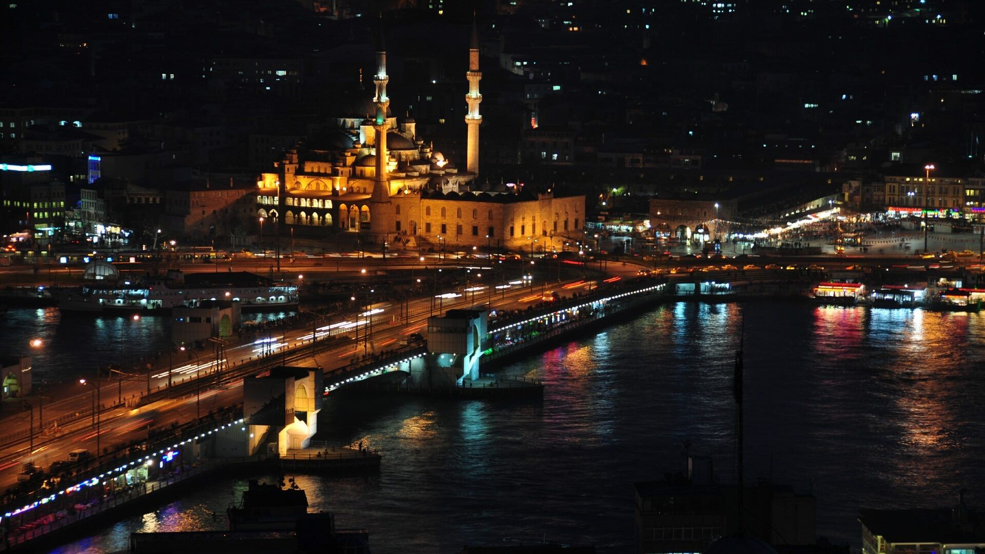 background istanbul hd
