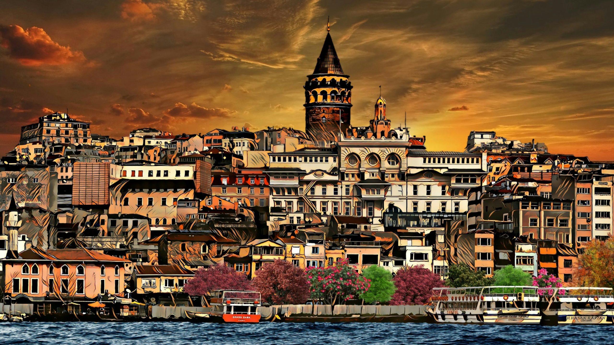 istanbul fotoğrafları hd