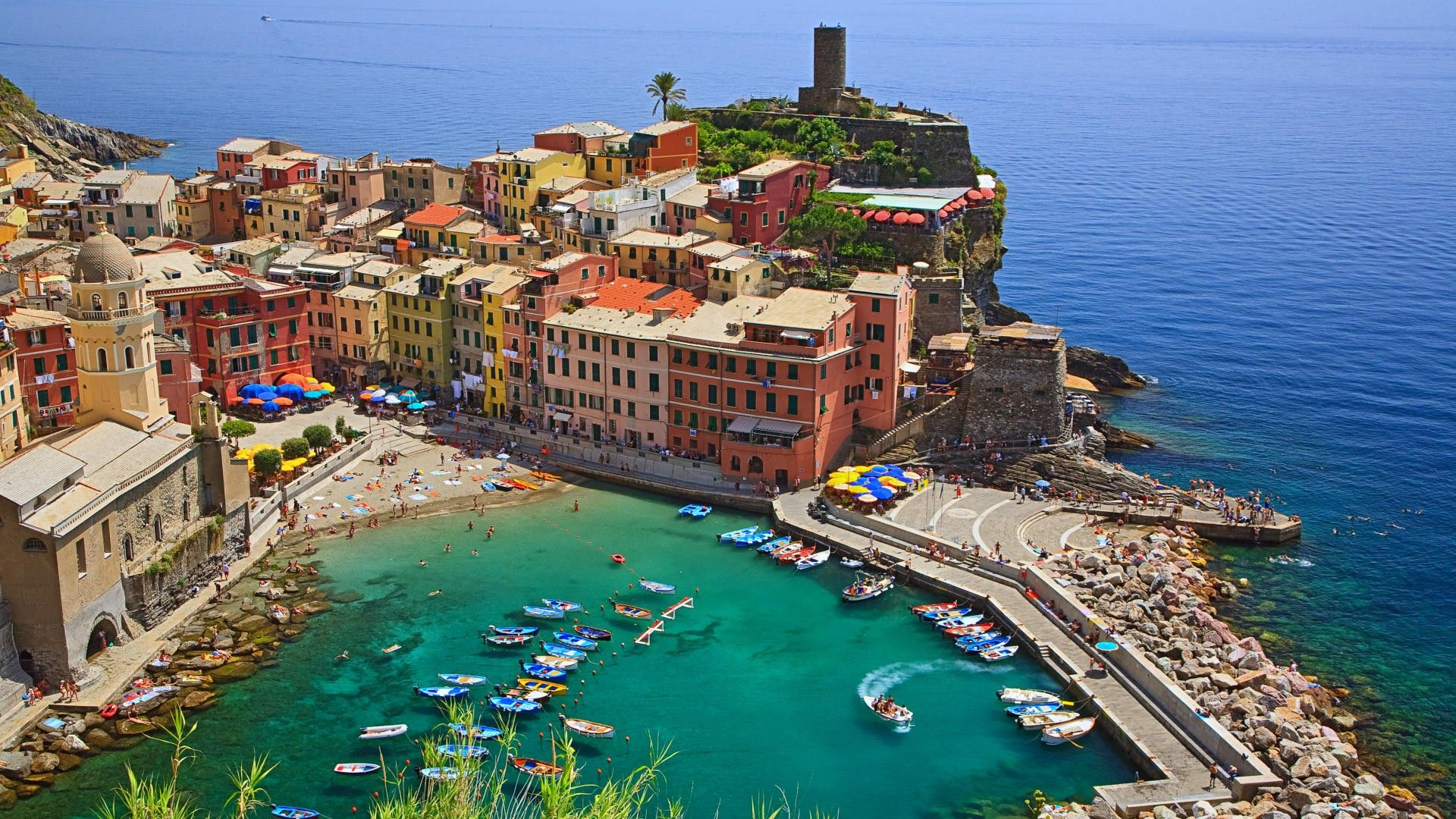 a picture of italy