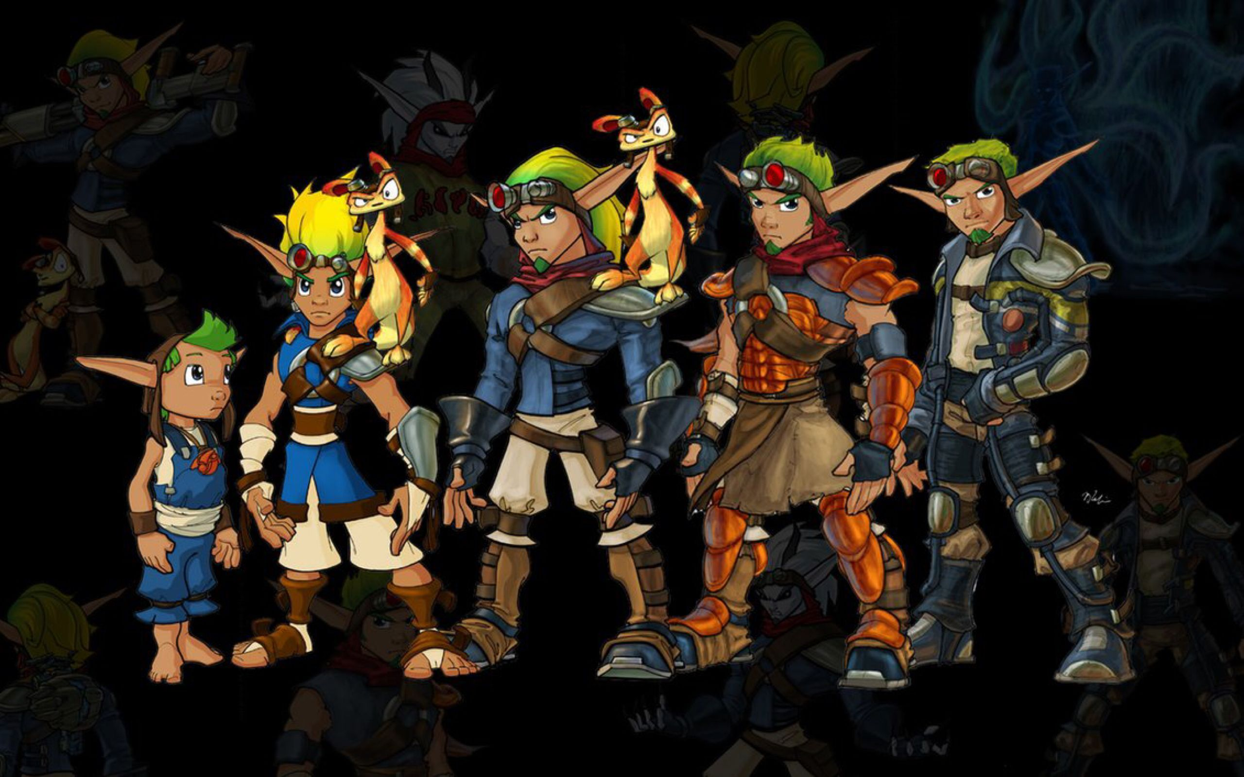jak and daxter for pc