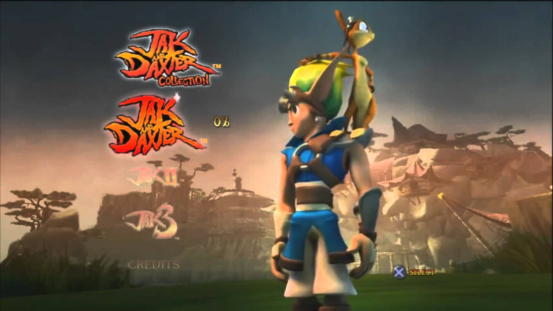 jak and daxter wallpaper hd