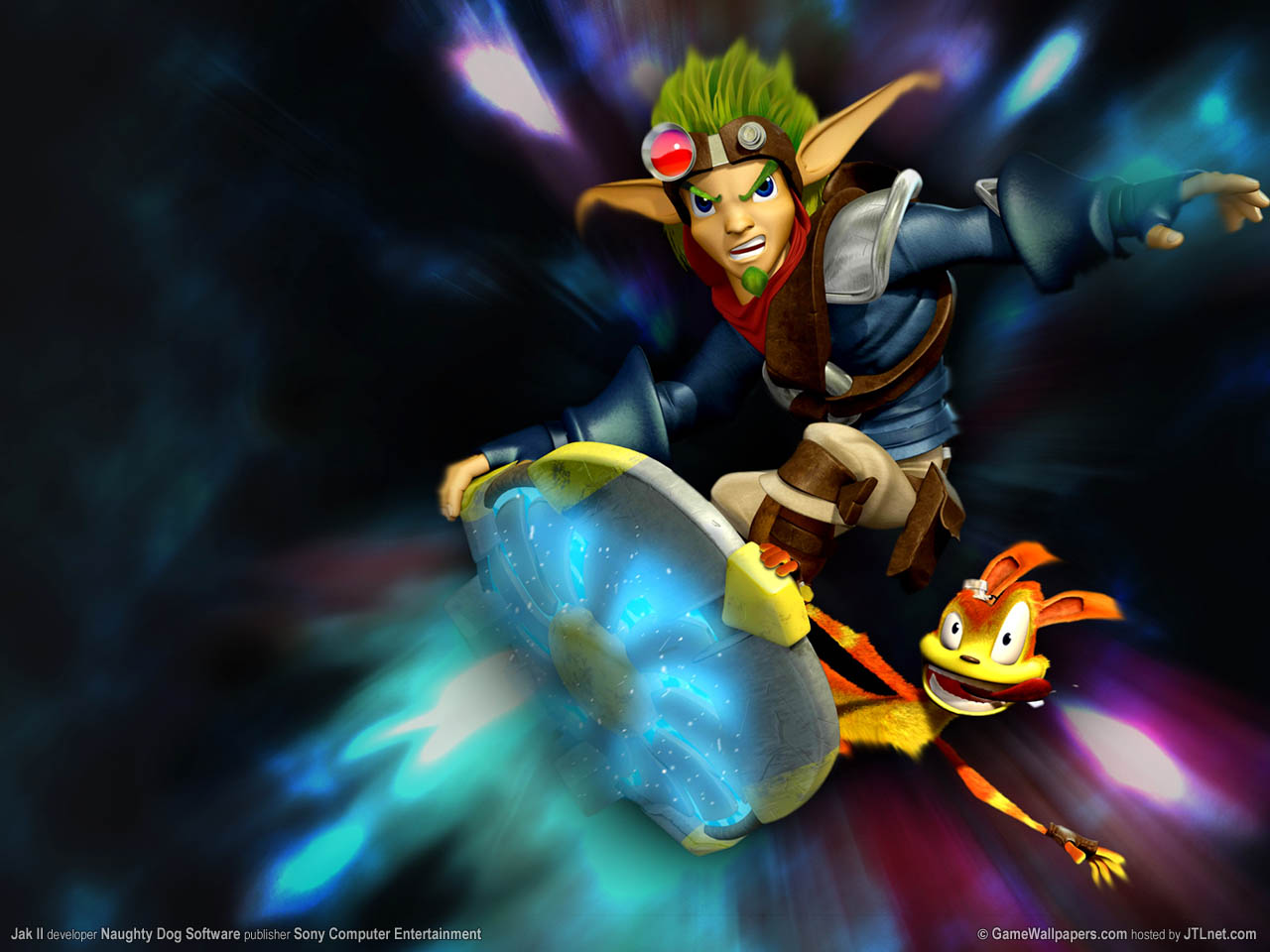 jak and daxter wallpapers hd free download