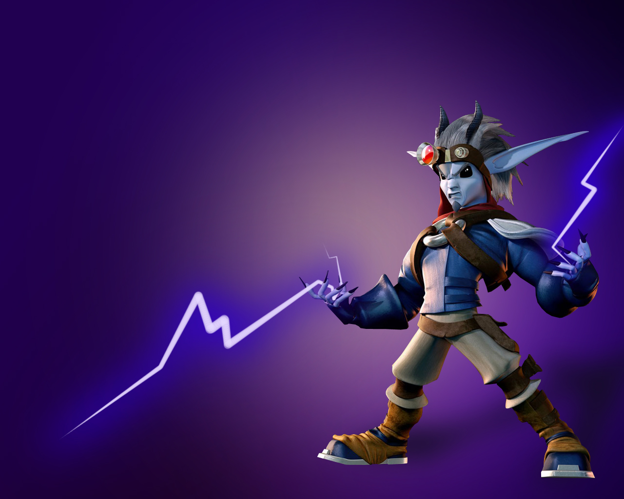 jak and daxter background
