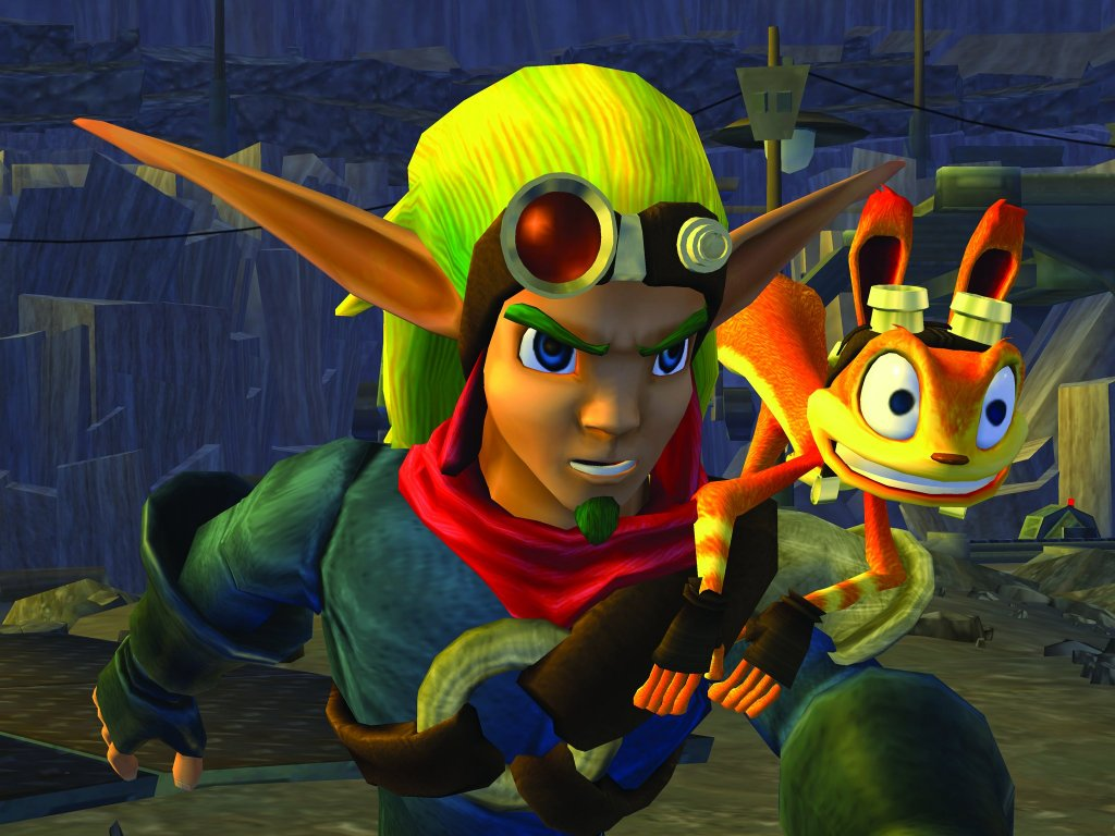 the jak and daxter collection ps4 review