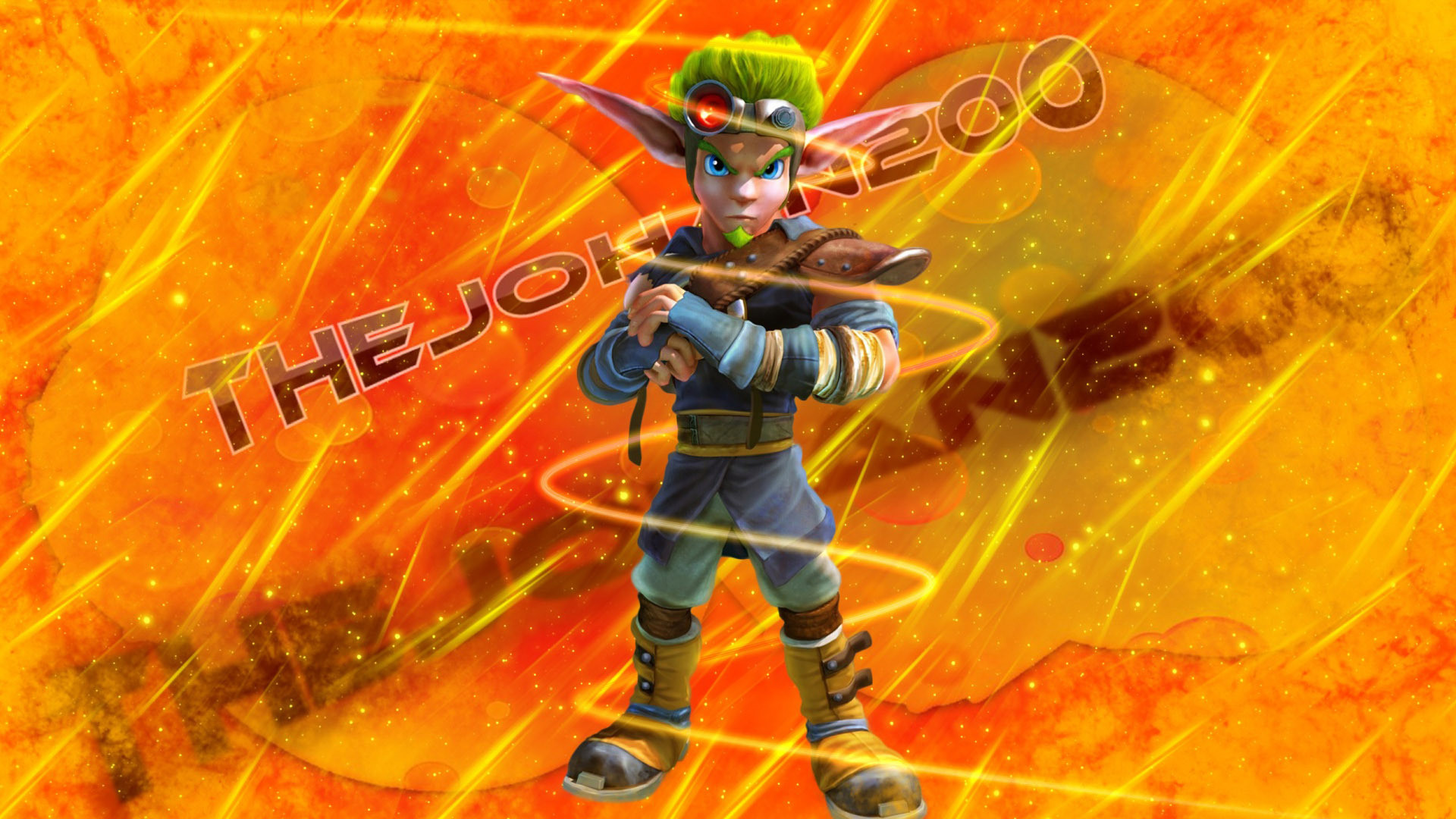 jak and daxter dark jak wallpapers