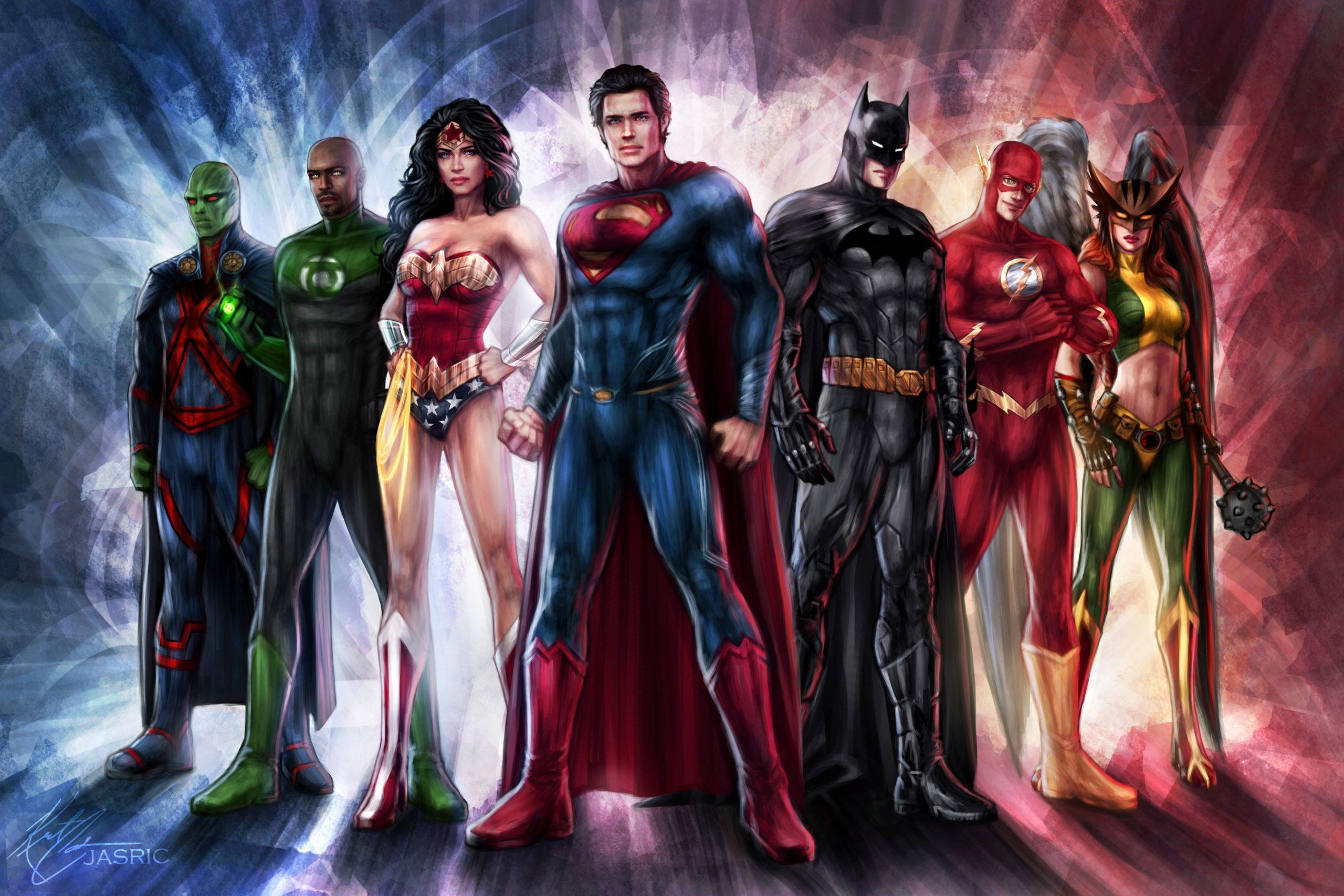 justice league wallpaper 4k