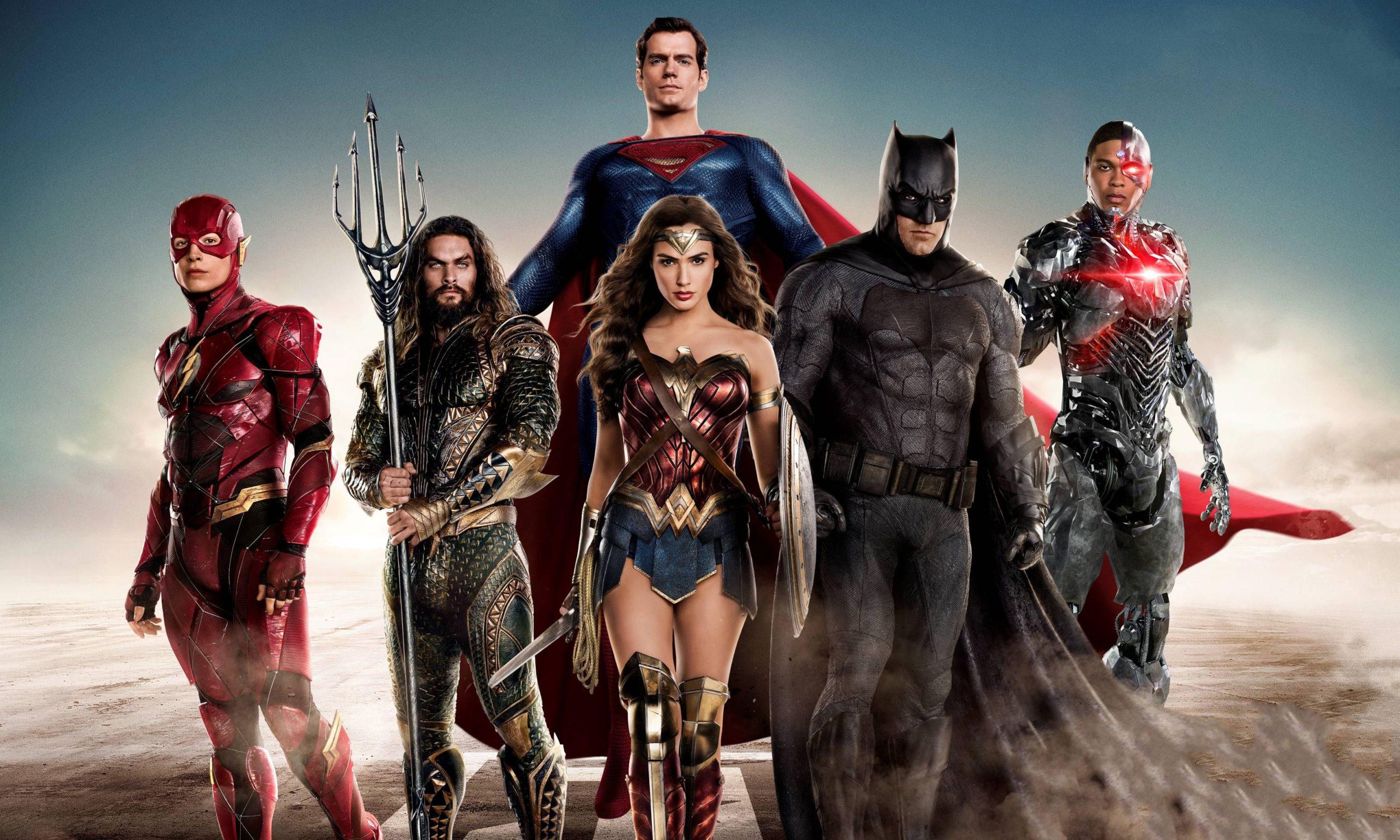 justice league background