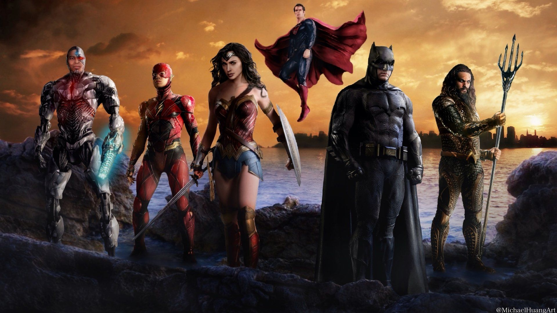 justice league movie wallpapers