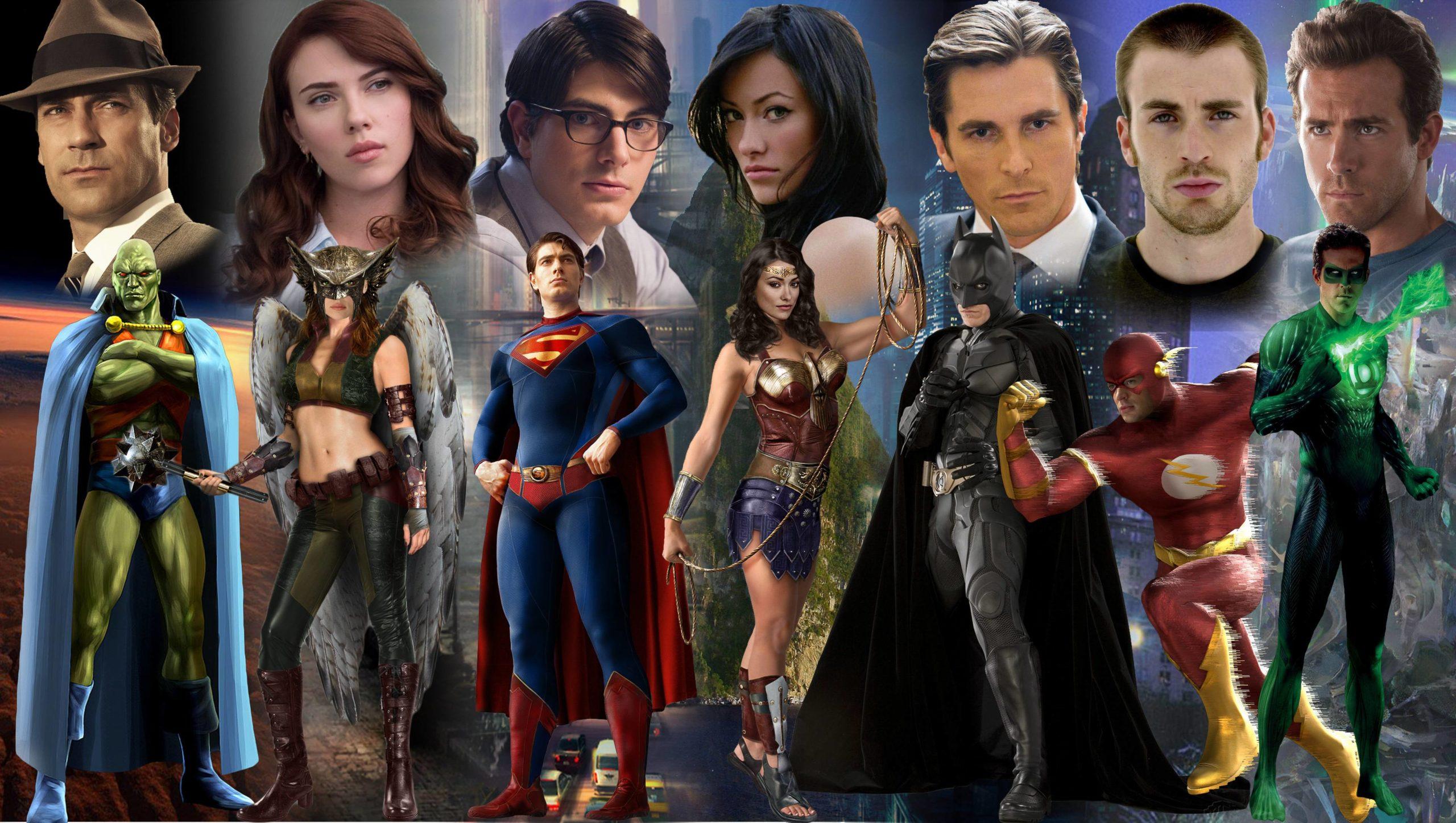 justice league pics