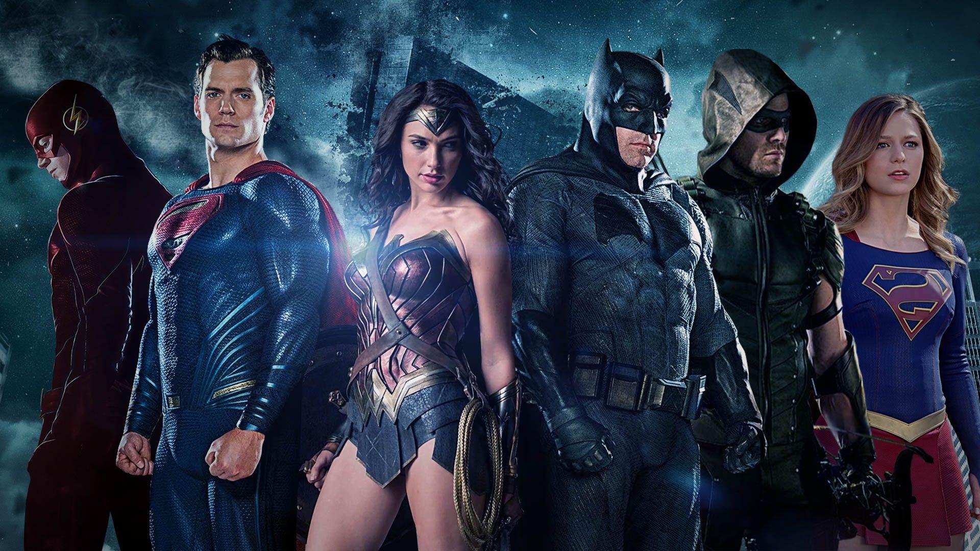justice league batman wallpapers