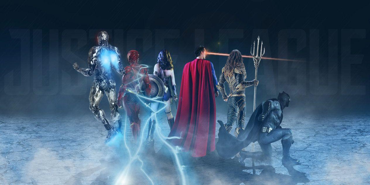 hd justice league wallpaper