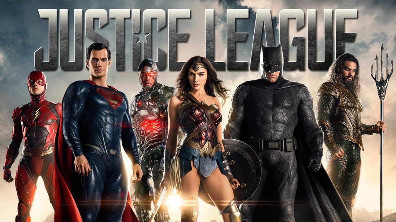 wallpaper justice league hd