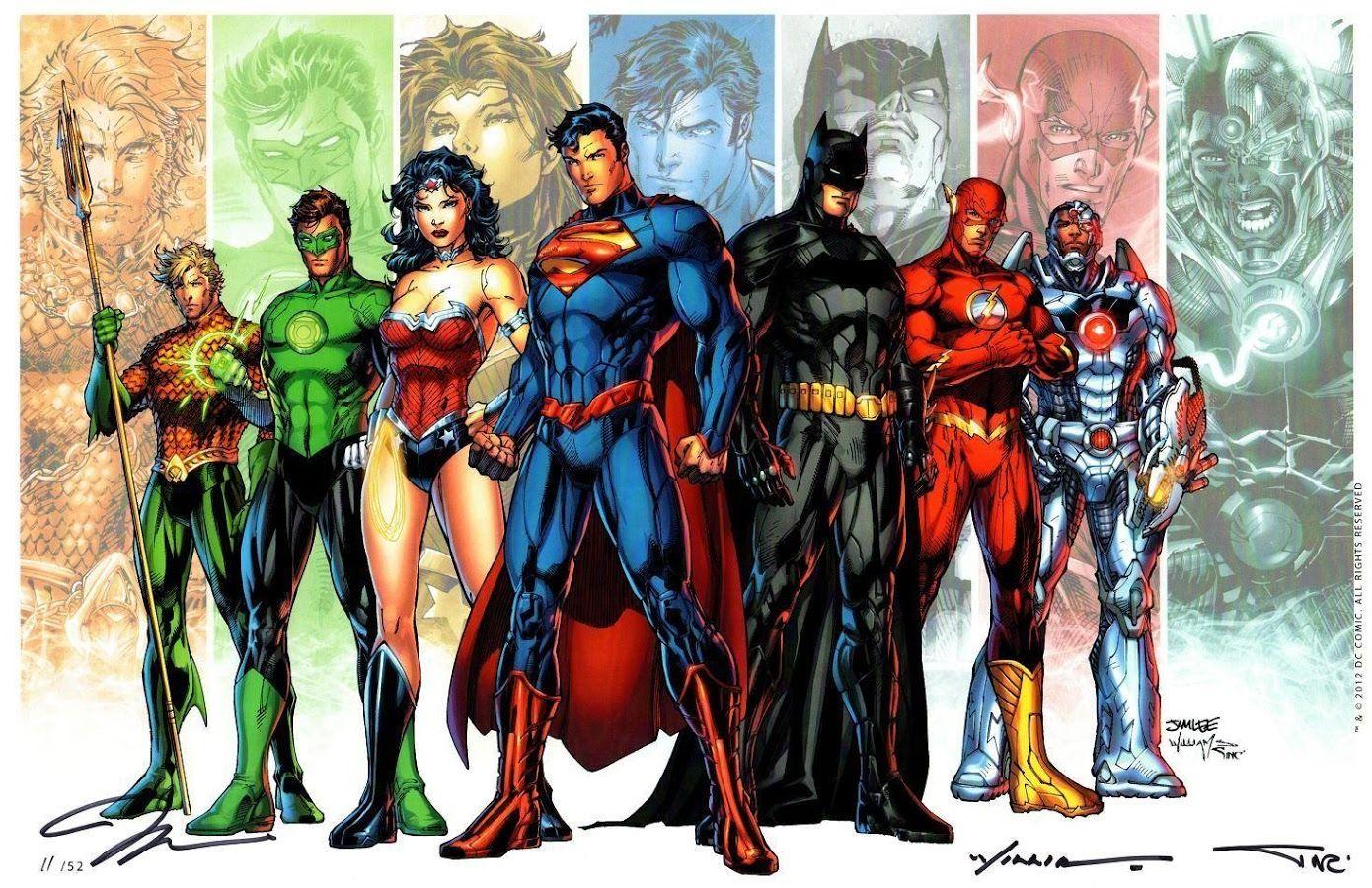 justice league war wallpaper
