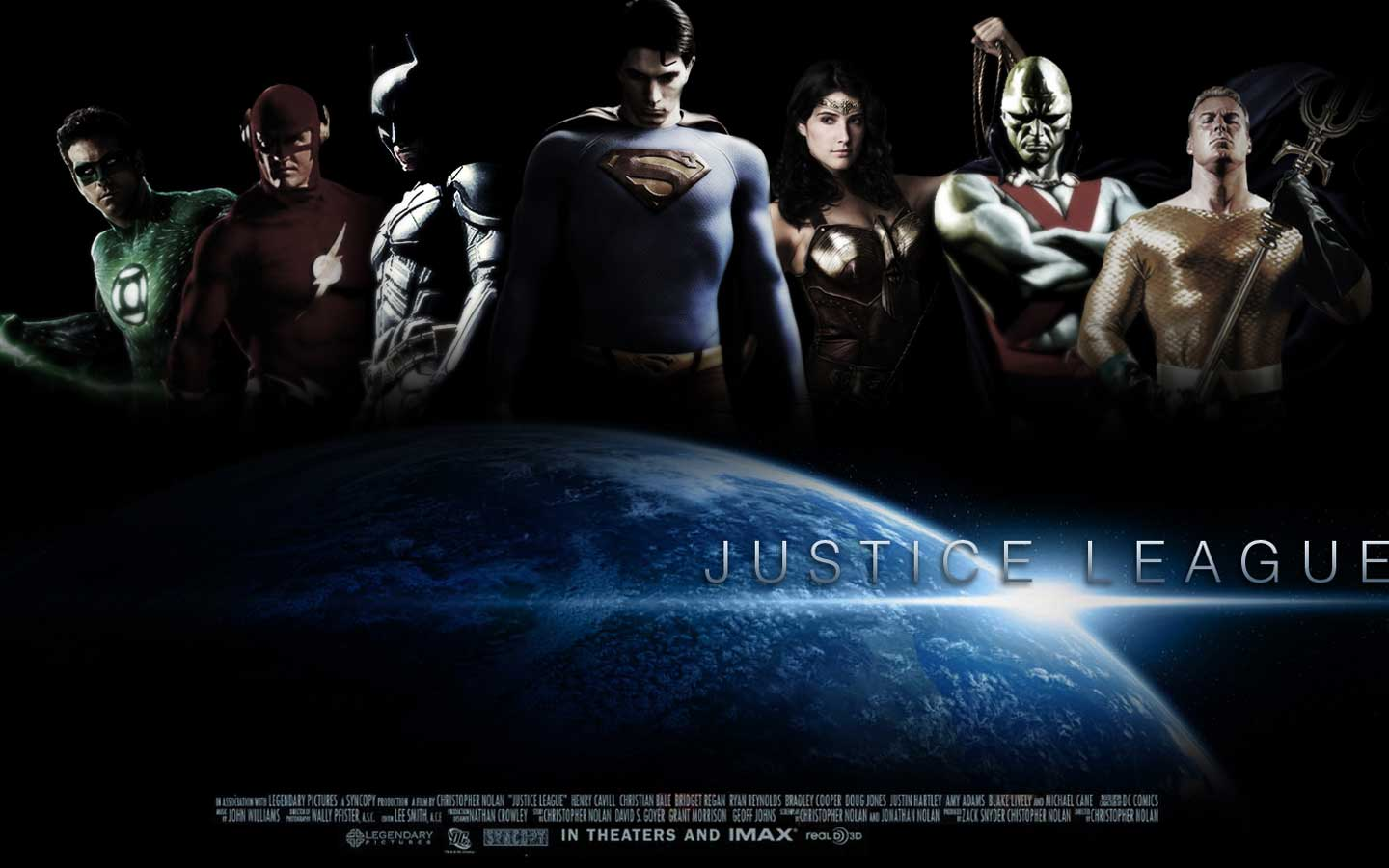 pictures of the justice league