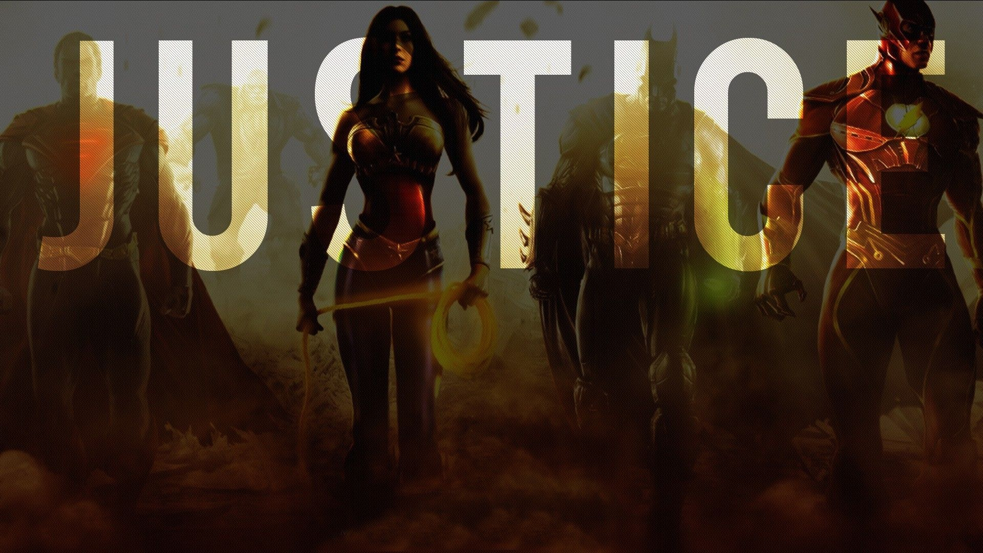 justice league pictures 4k