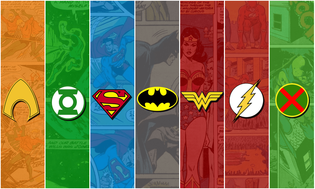 justice league wallpapers for pc