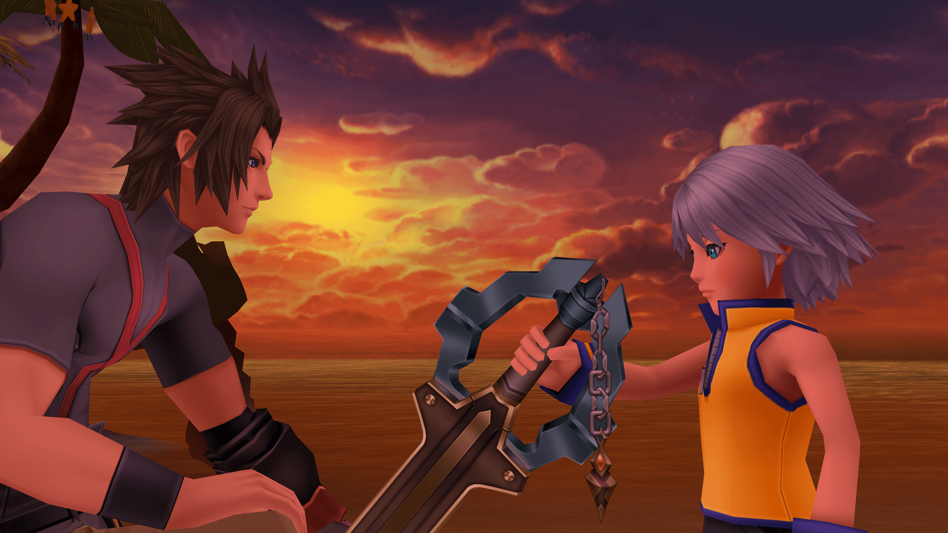 kingdom hearts laptop wallpaper