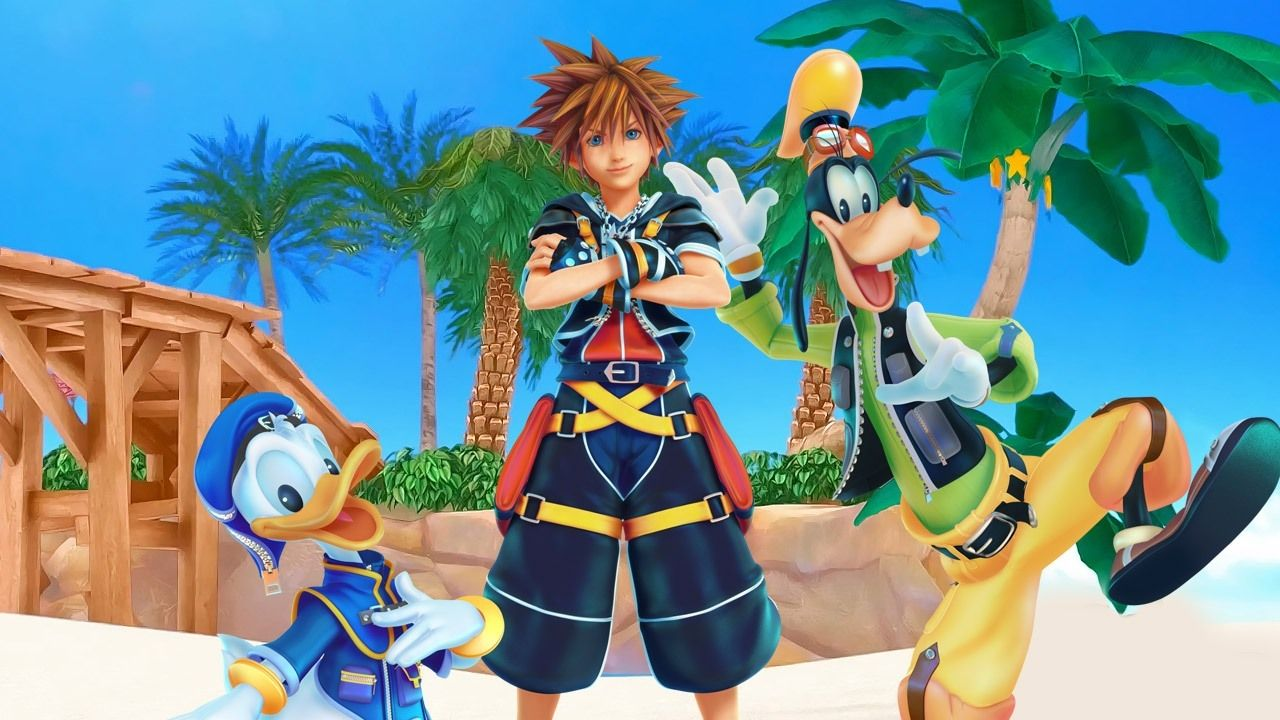 kingdom hearts 4k