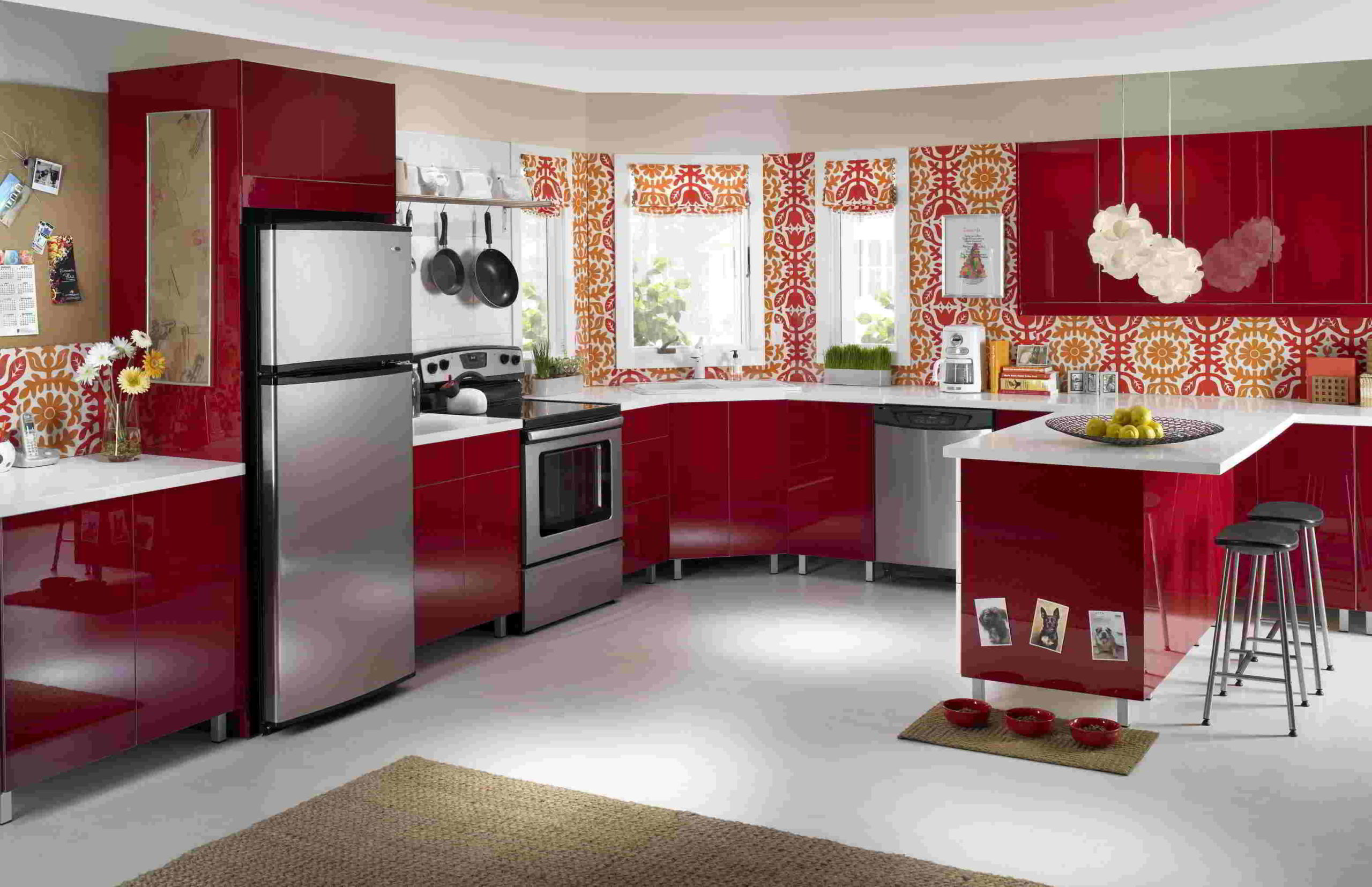 wallpaper for kitchens