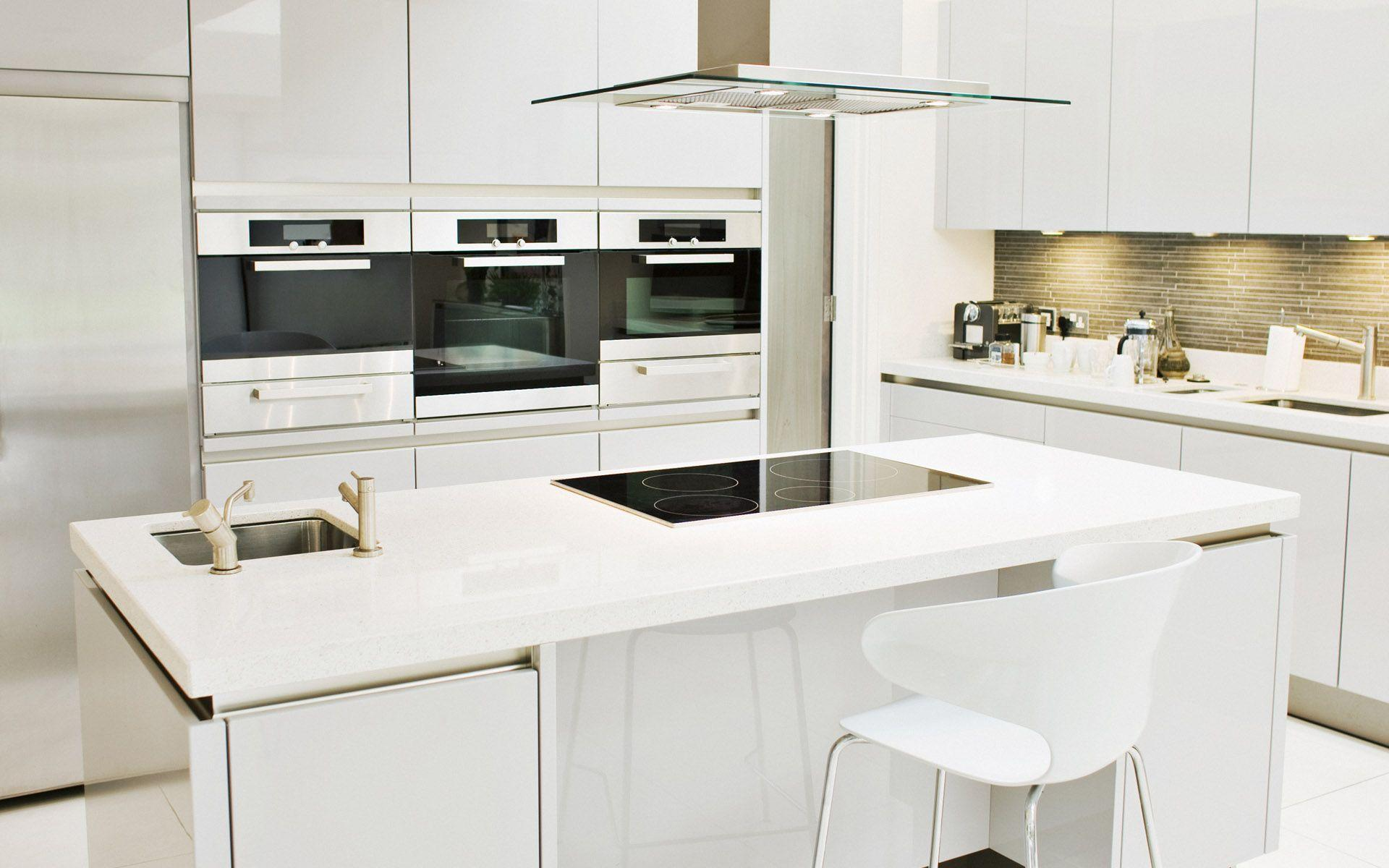 modern kitchen wallpaper