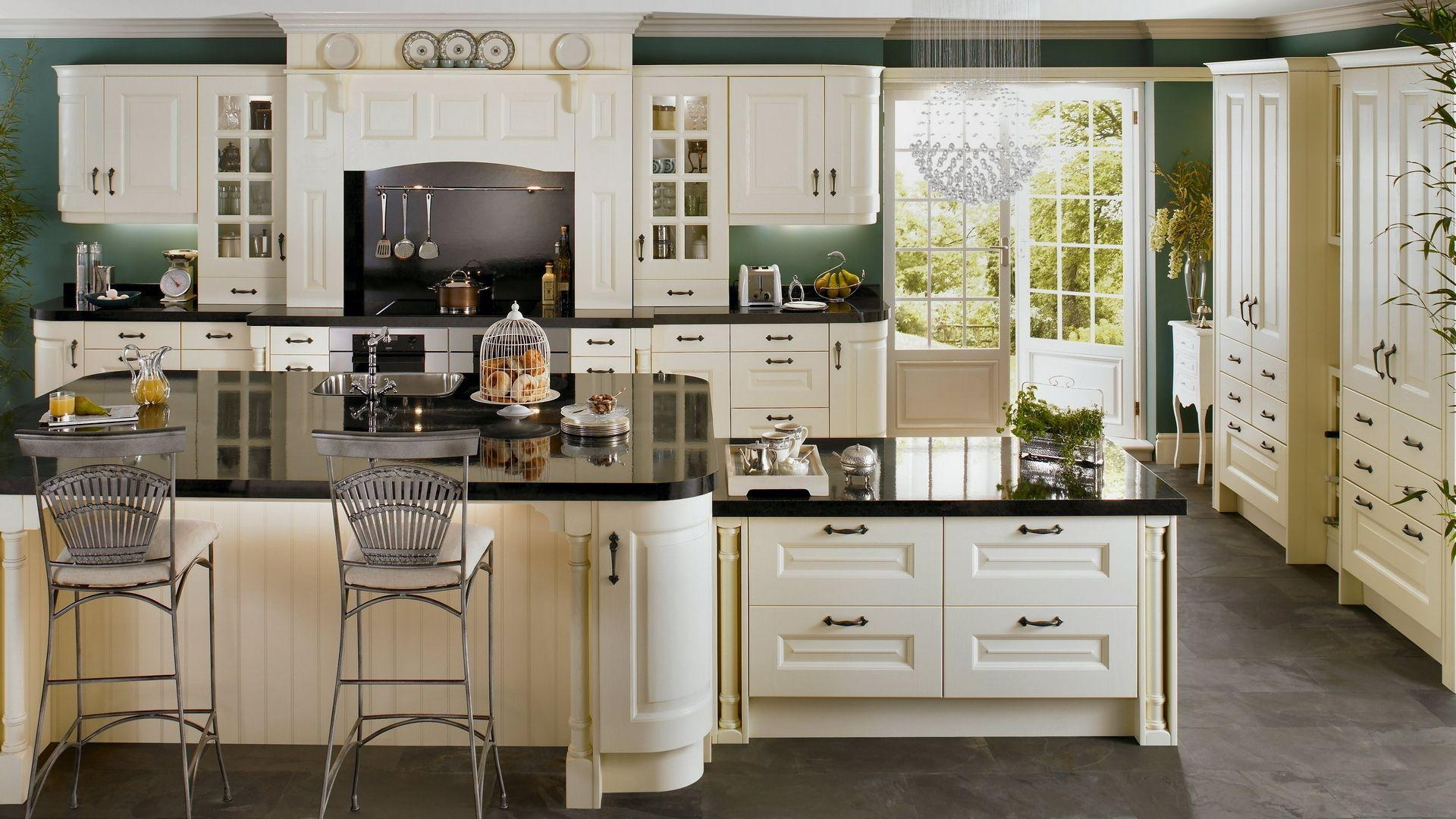 wall paper designs for kitchen