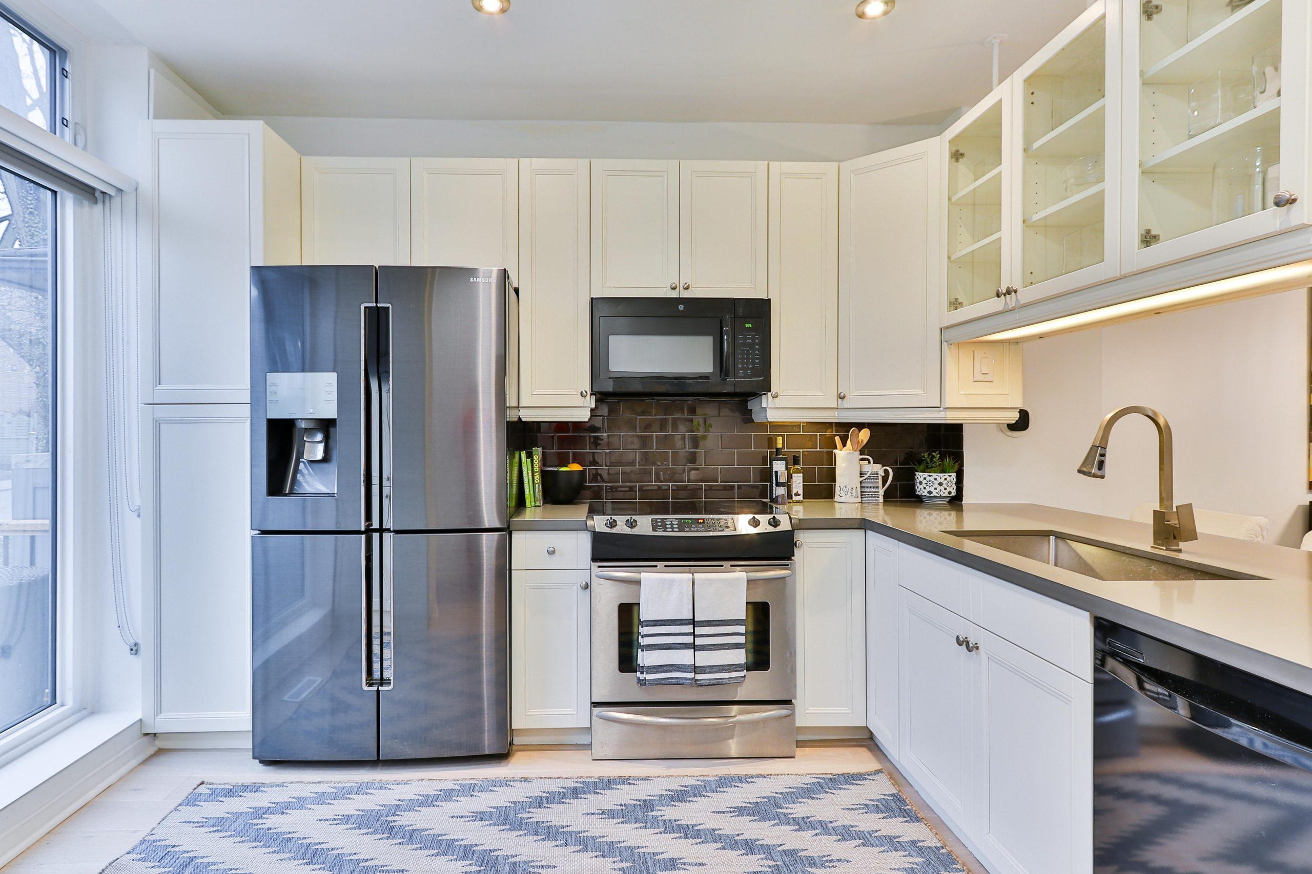 modern wallpaper for kitchen hd