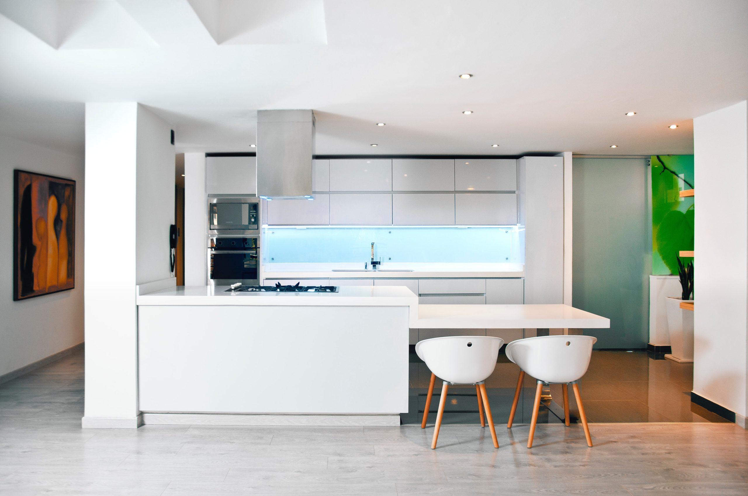 kitchen wallpaper trends