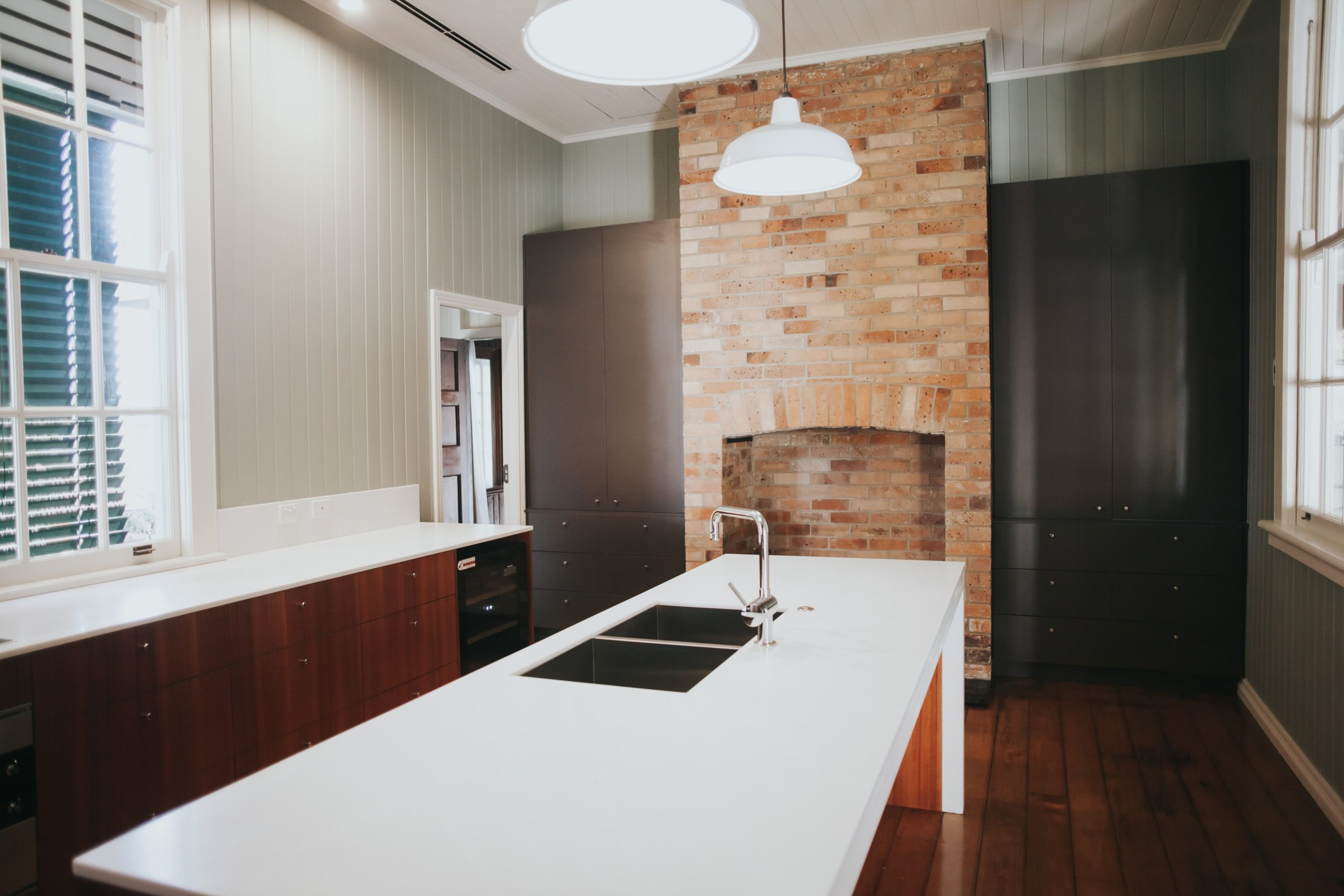 wall covering ideas for kitchen