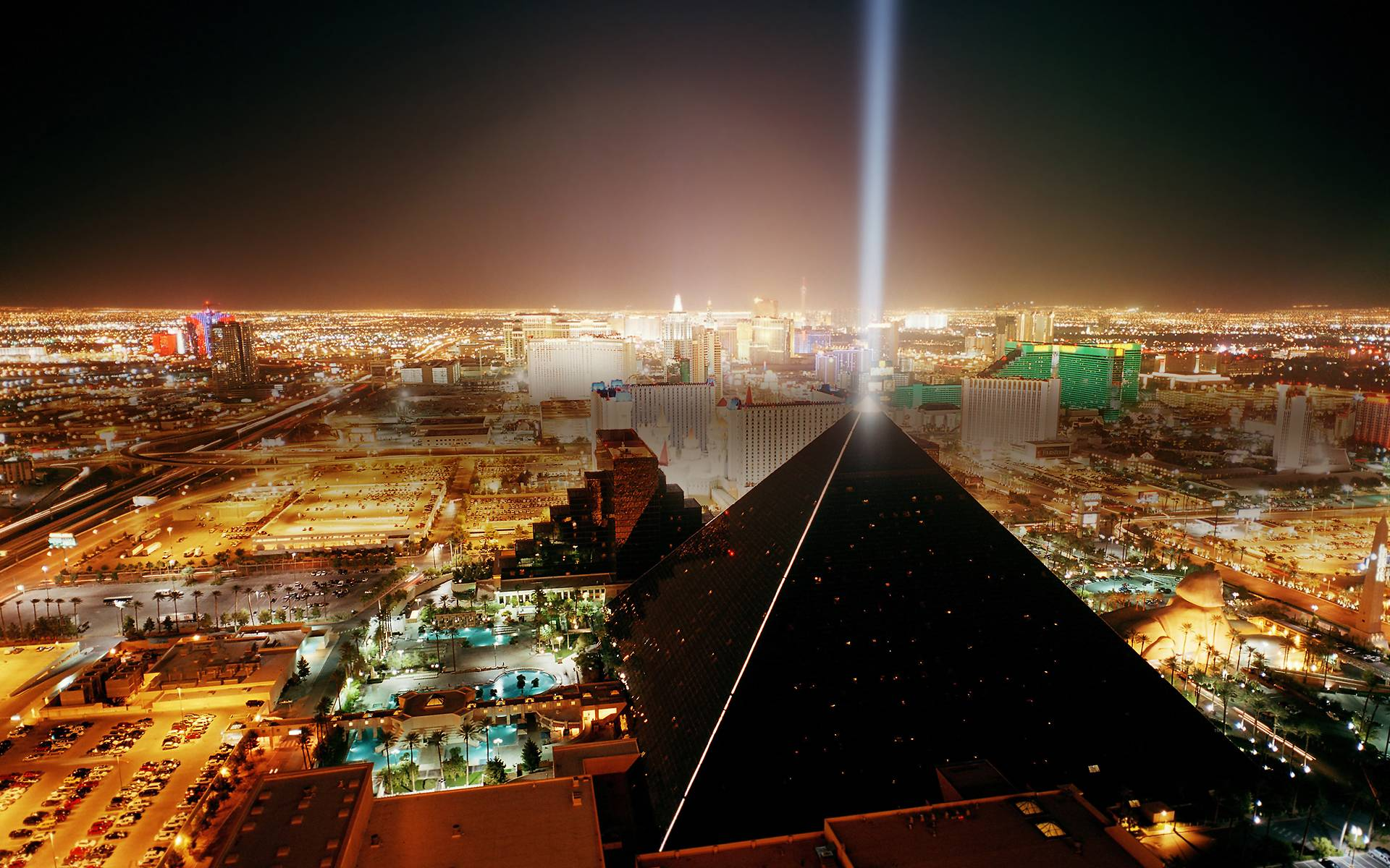 show me pictures of las vegas