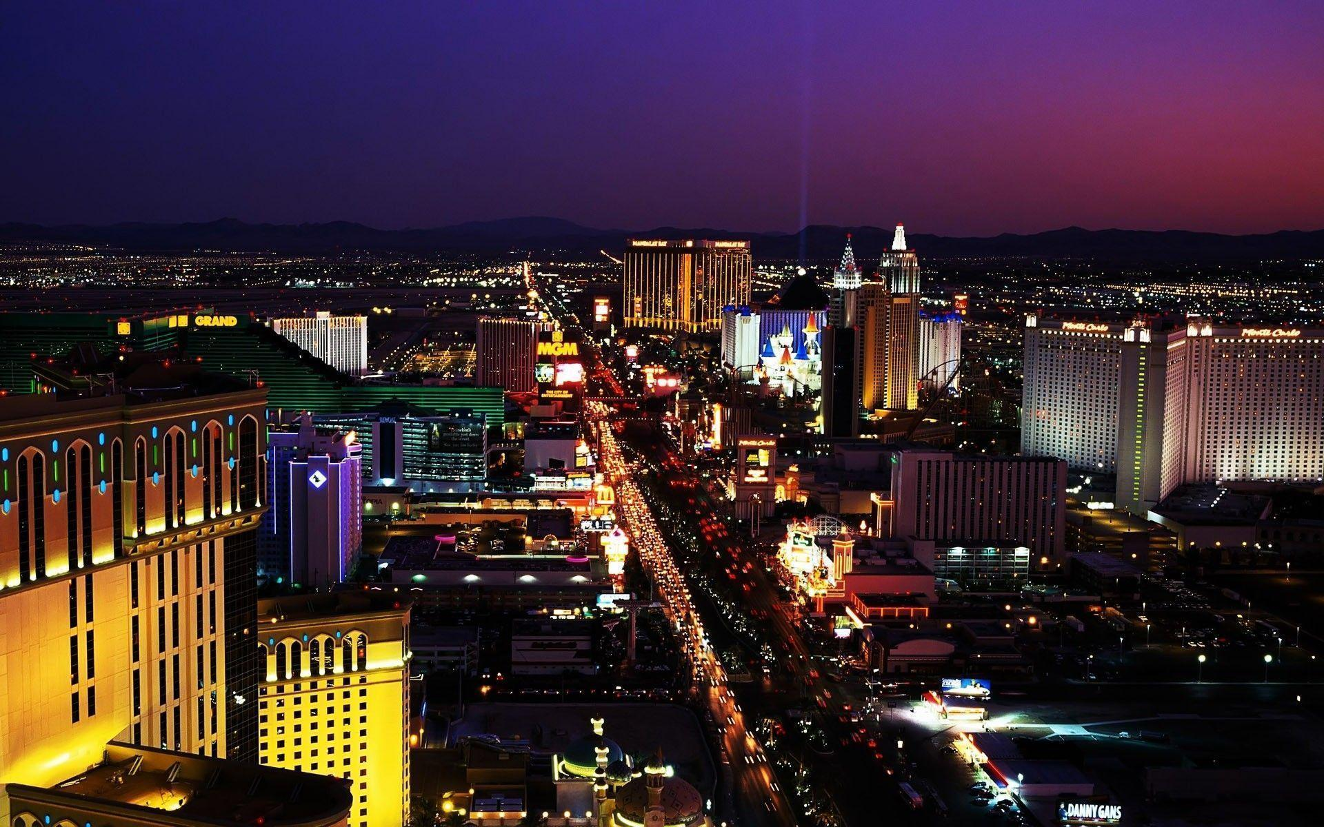 las vegas wallpapers hd