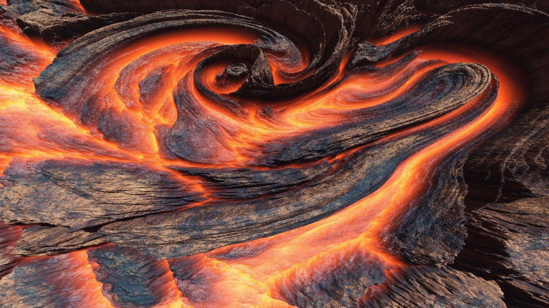 pics of lava