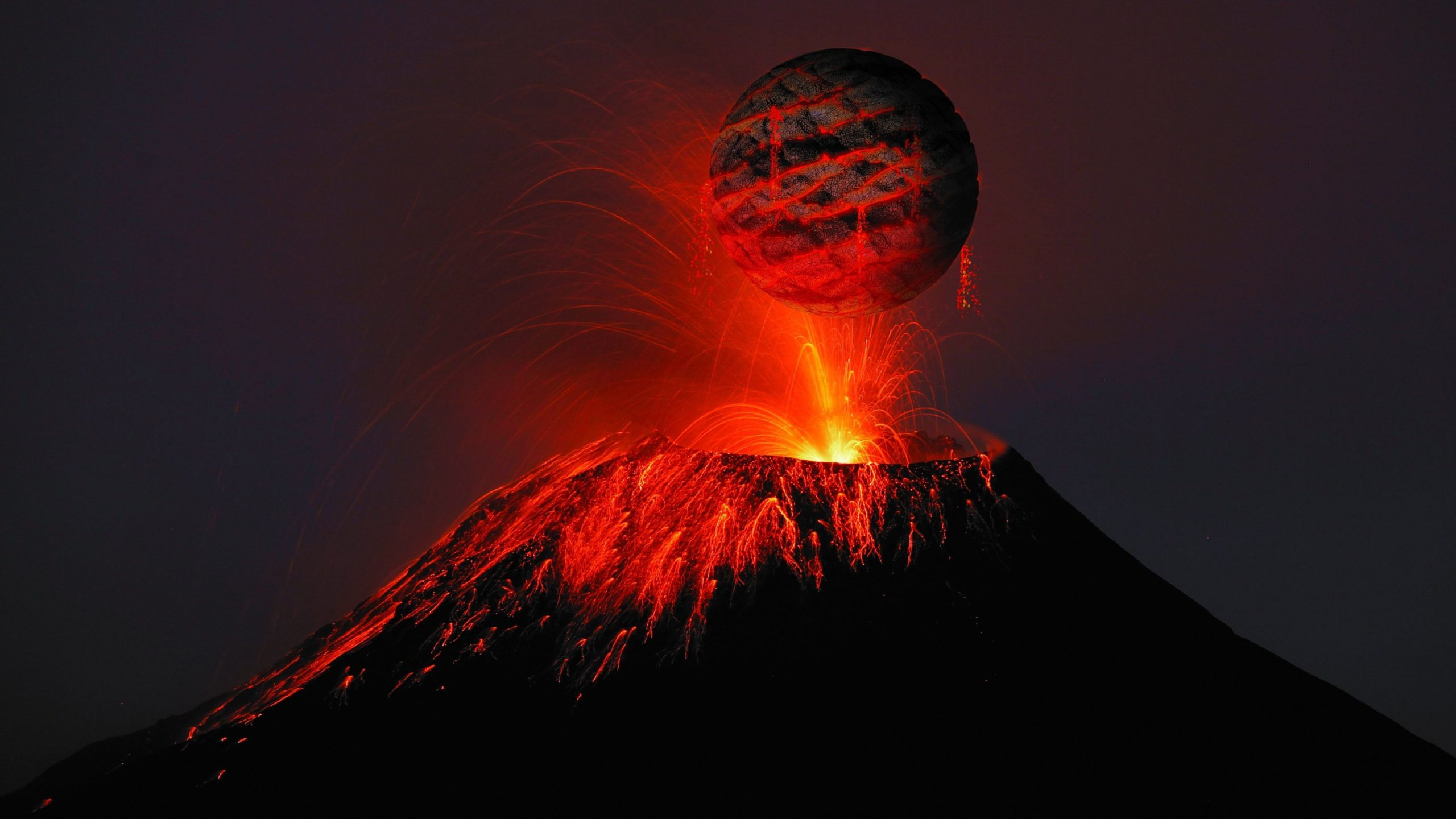 images of lava