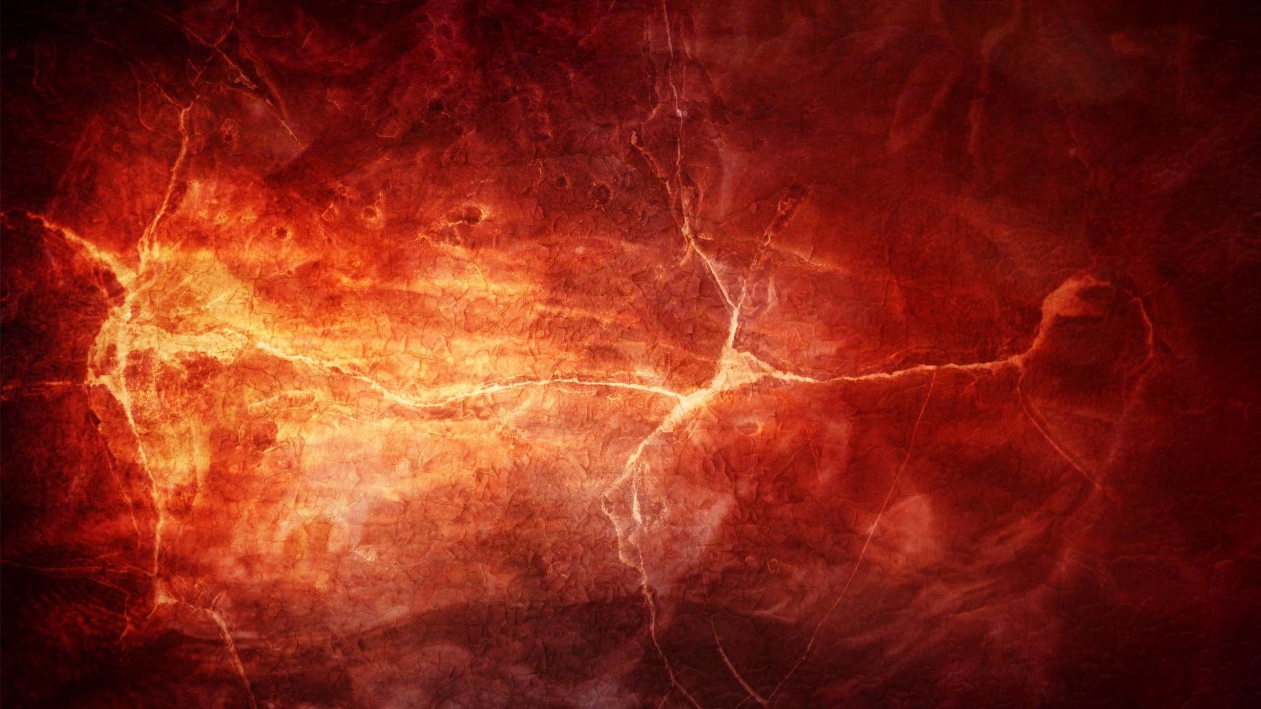 red lava images