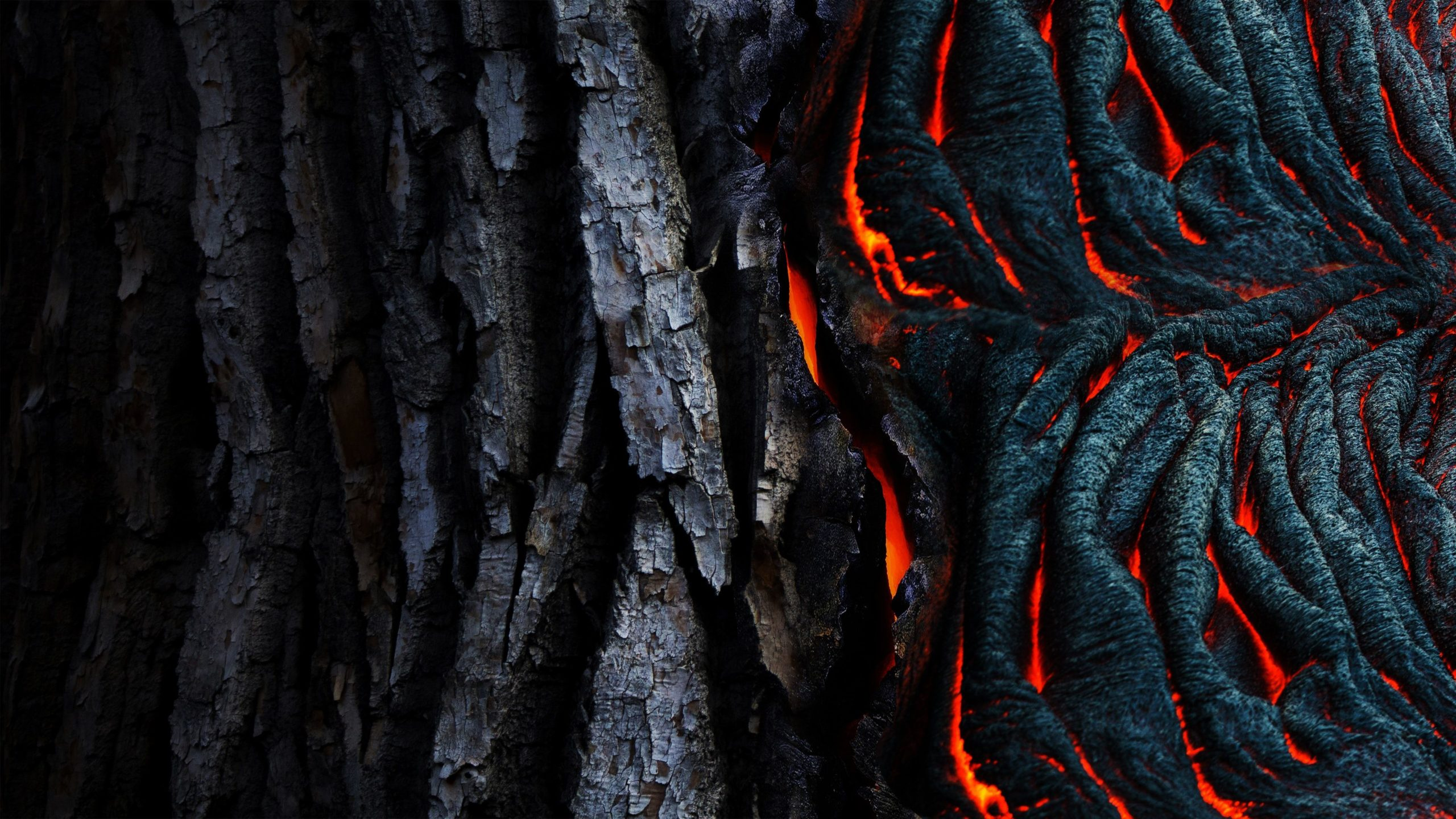 red lava pictures