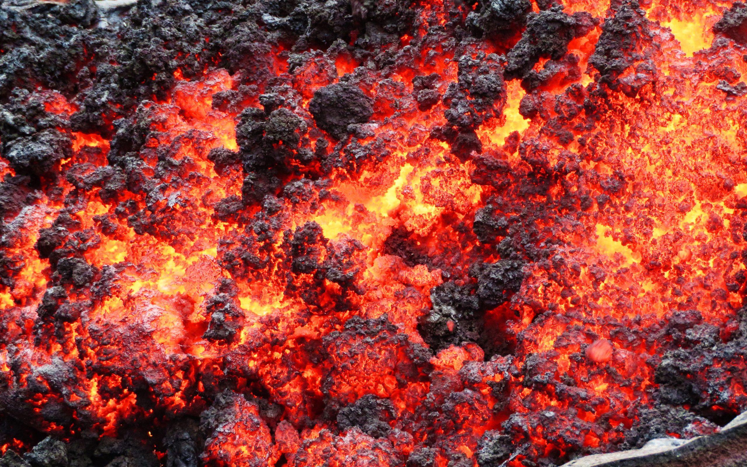 red lava photos