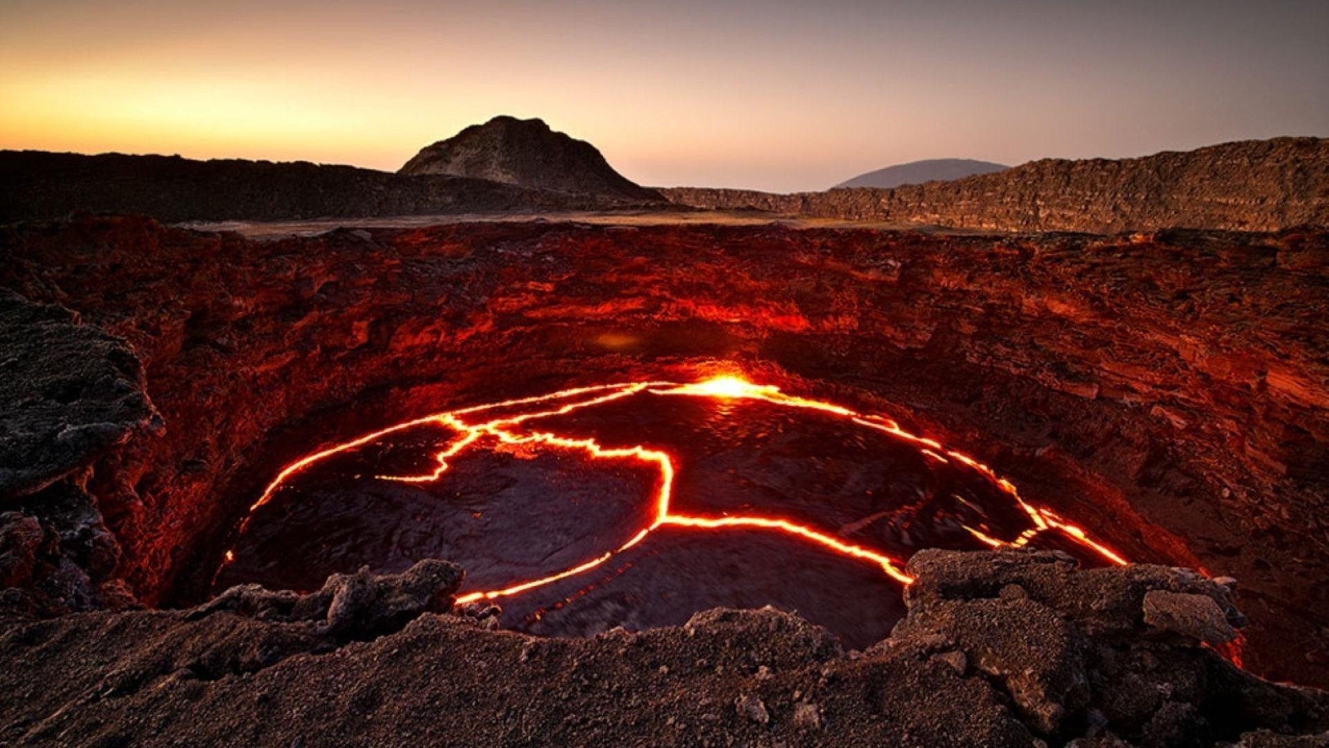 dell lava wallpaper