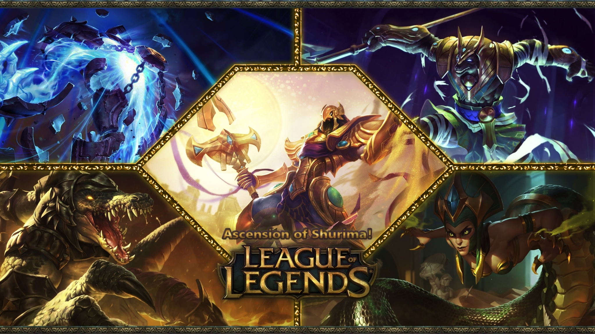 league of legends backgrounds