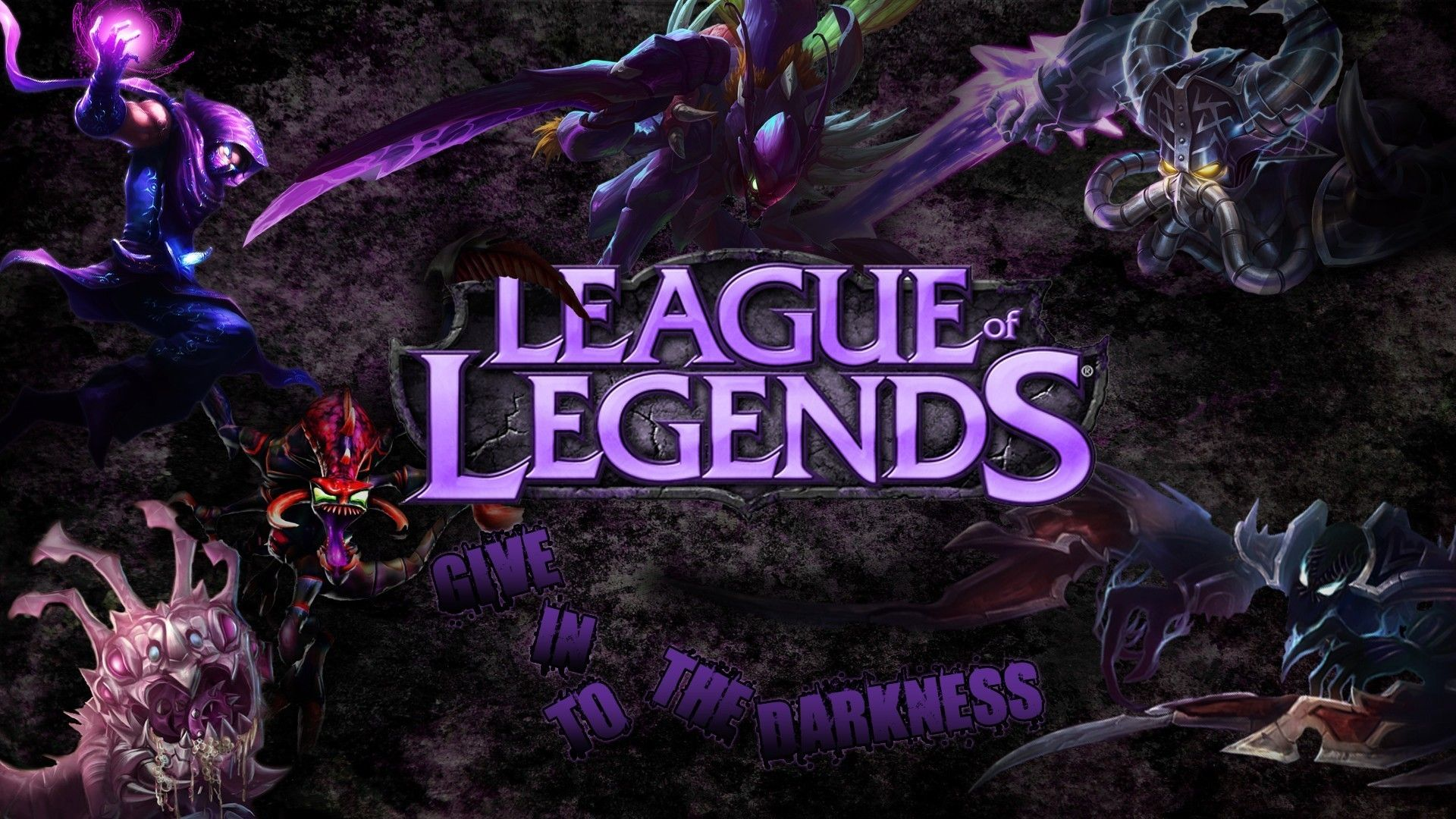 league of legends backgrounds hd