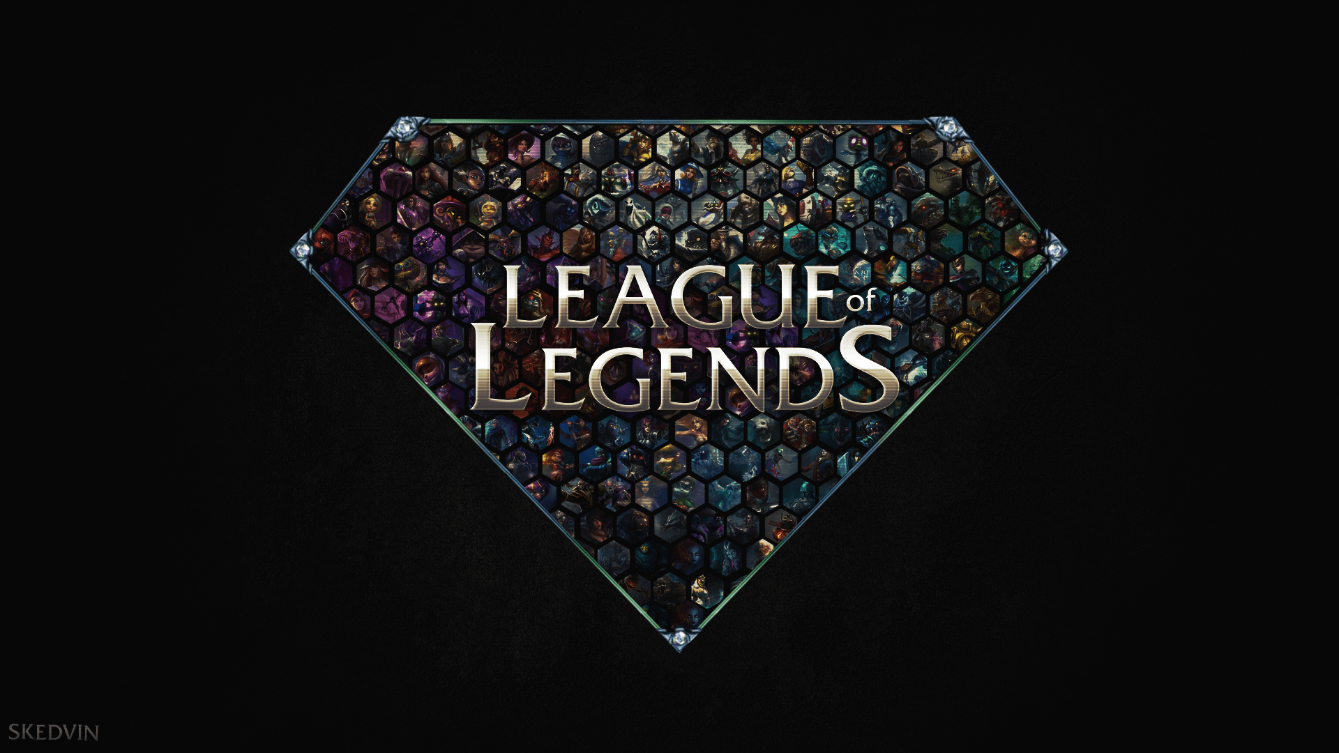 wallpaper league of legends