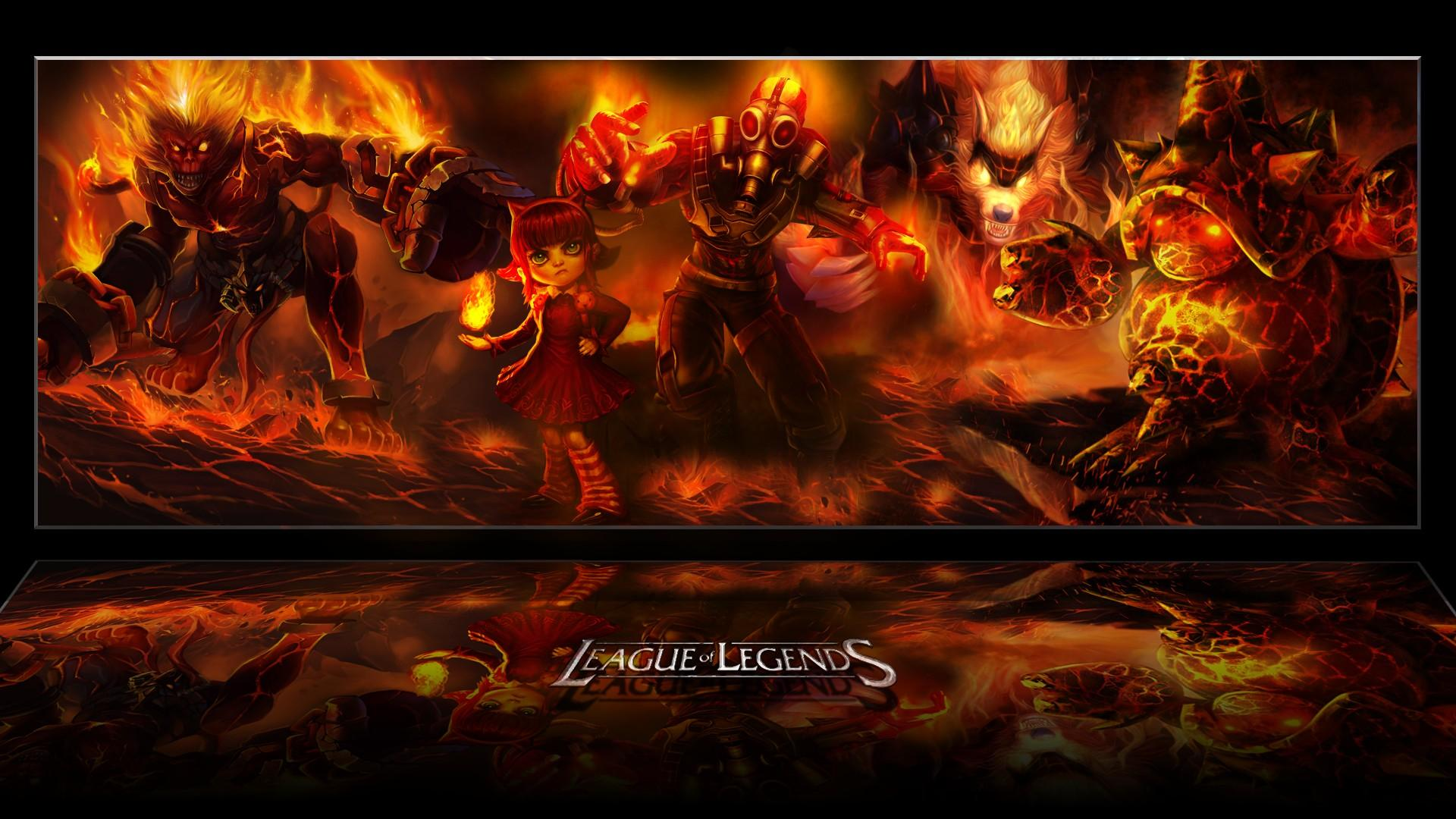 league of legends dynamic background