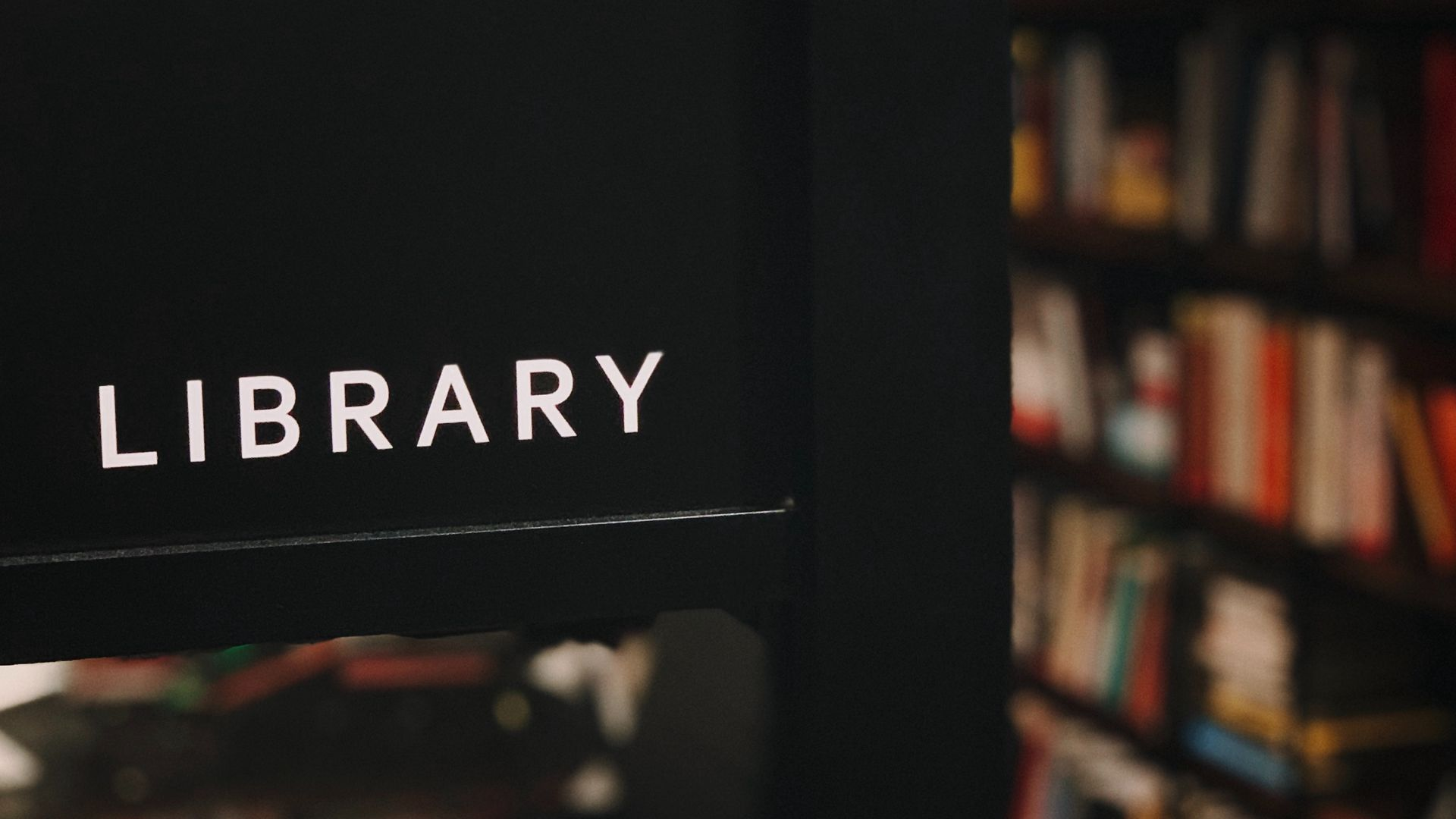 library stock wallpapers