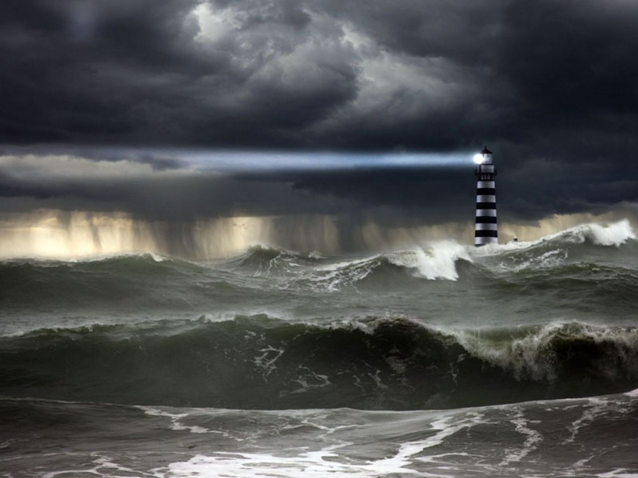 lighthouse screensavers free downloads