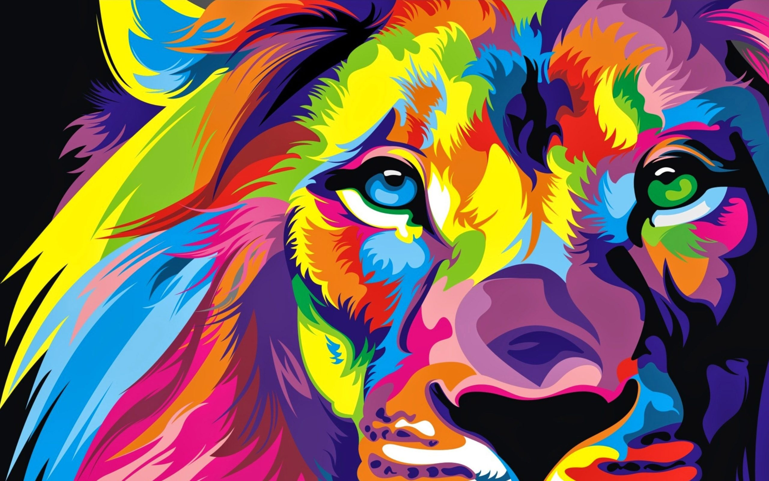 lion hd wallpaper for iphone