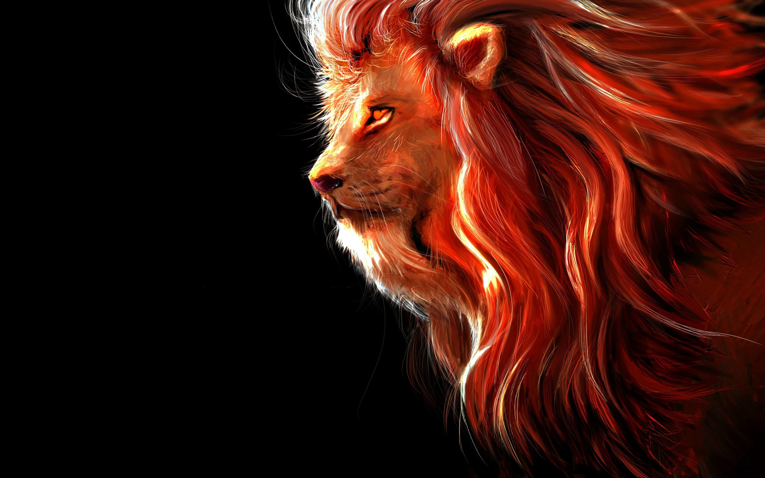 lion wallpaper download hd