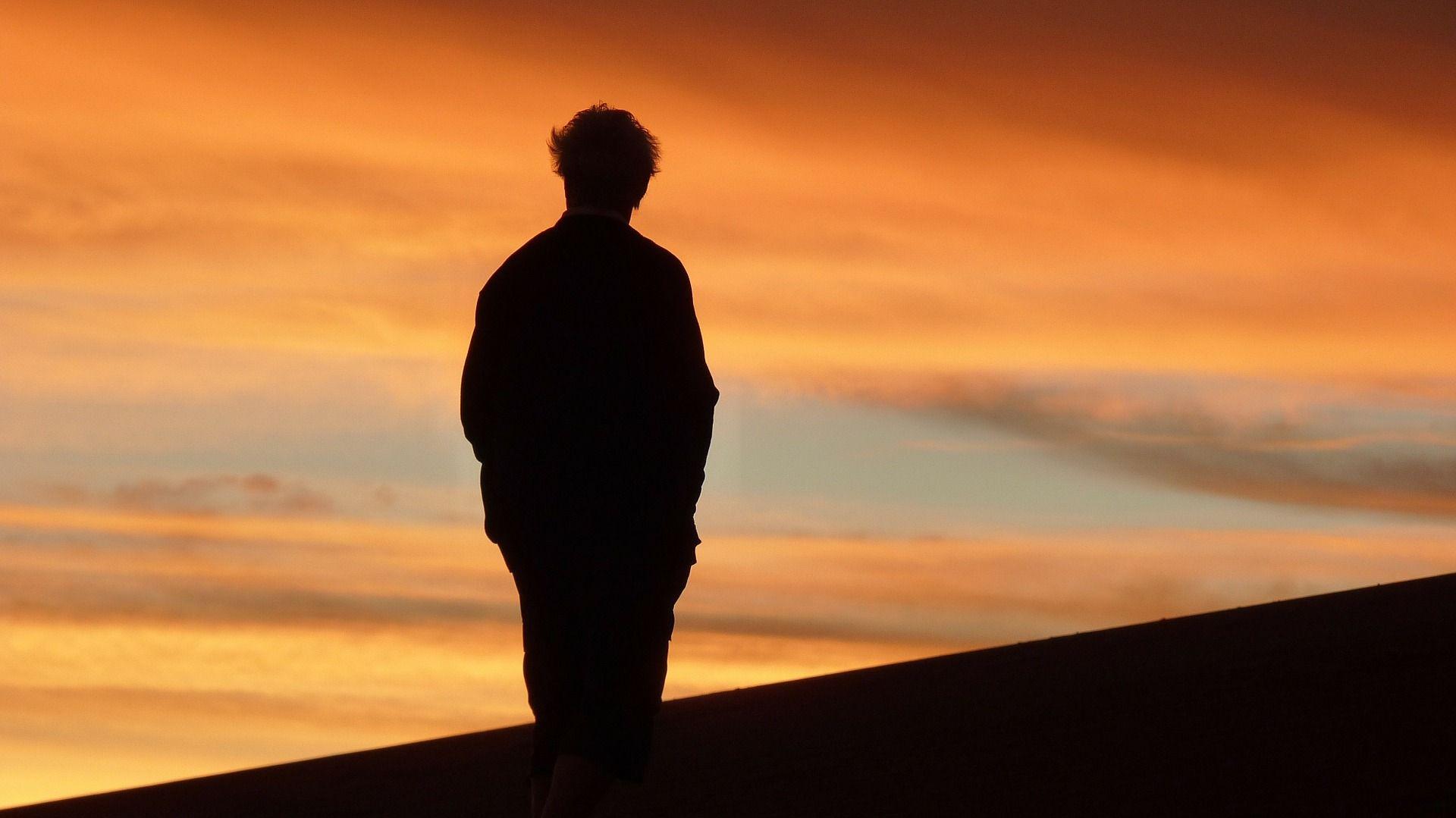 alone pic