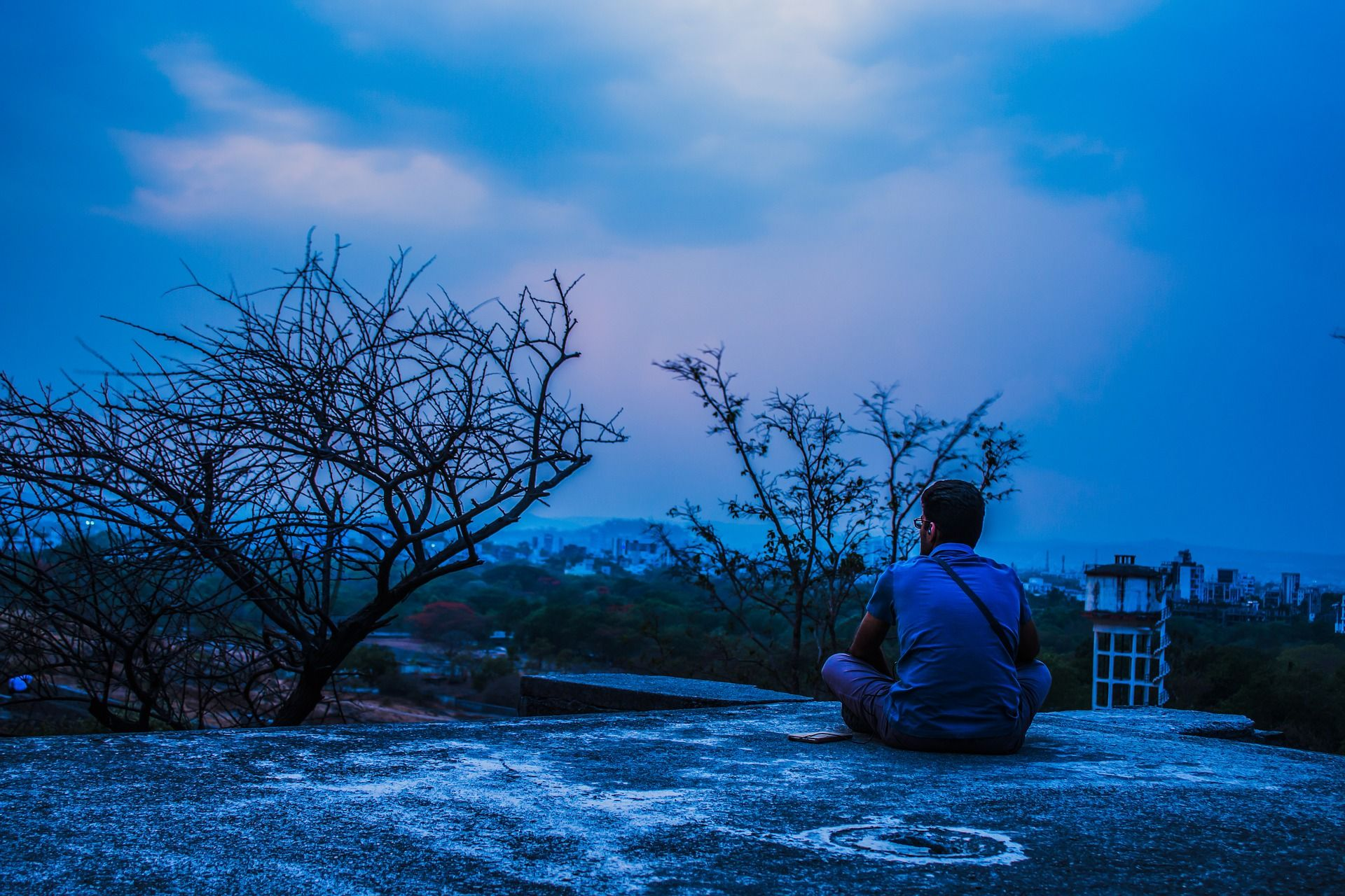 lonely feeling images