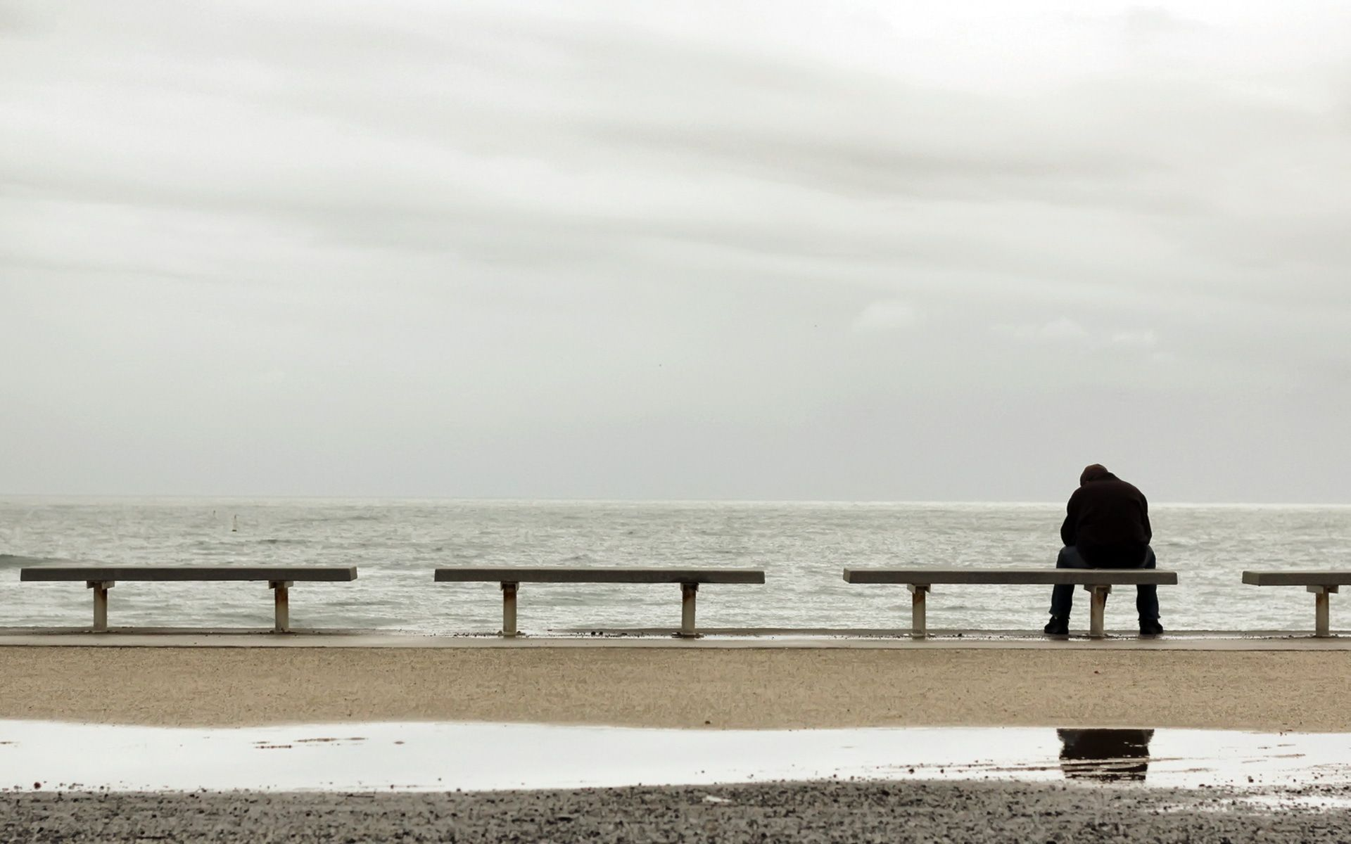 pics of loneliness and sadness