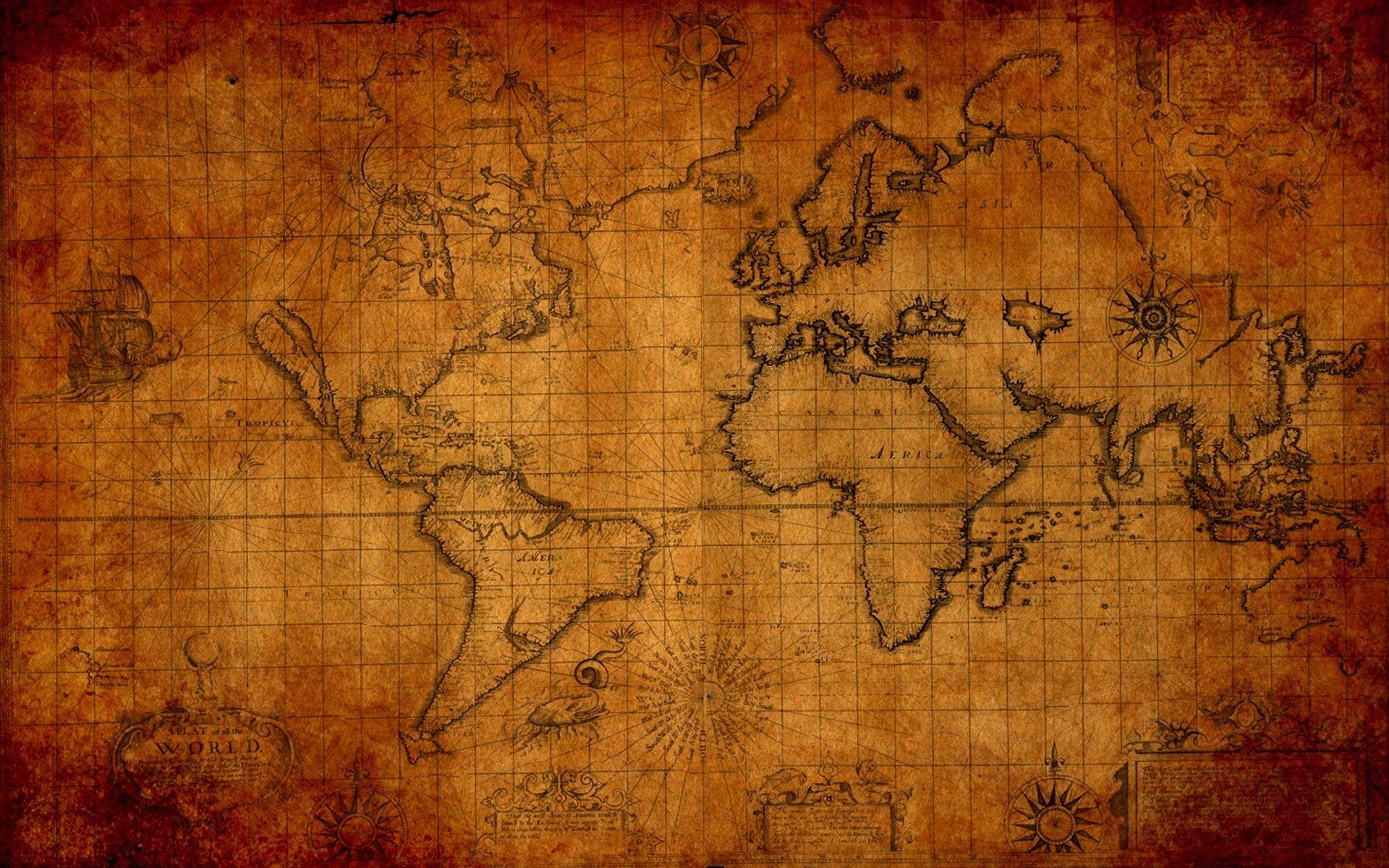 4k wallpaper world maps