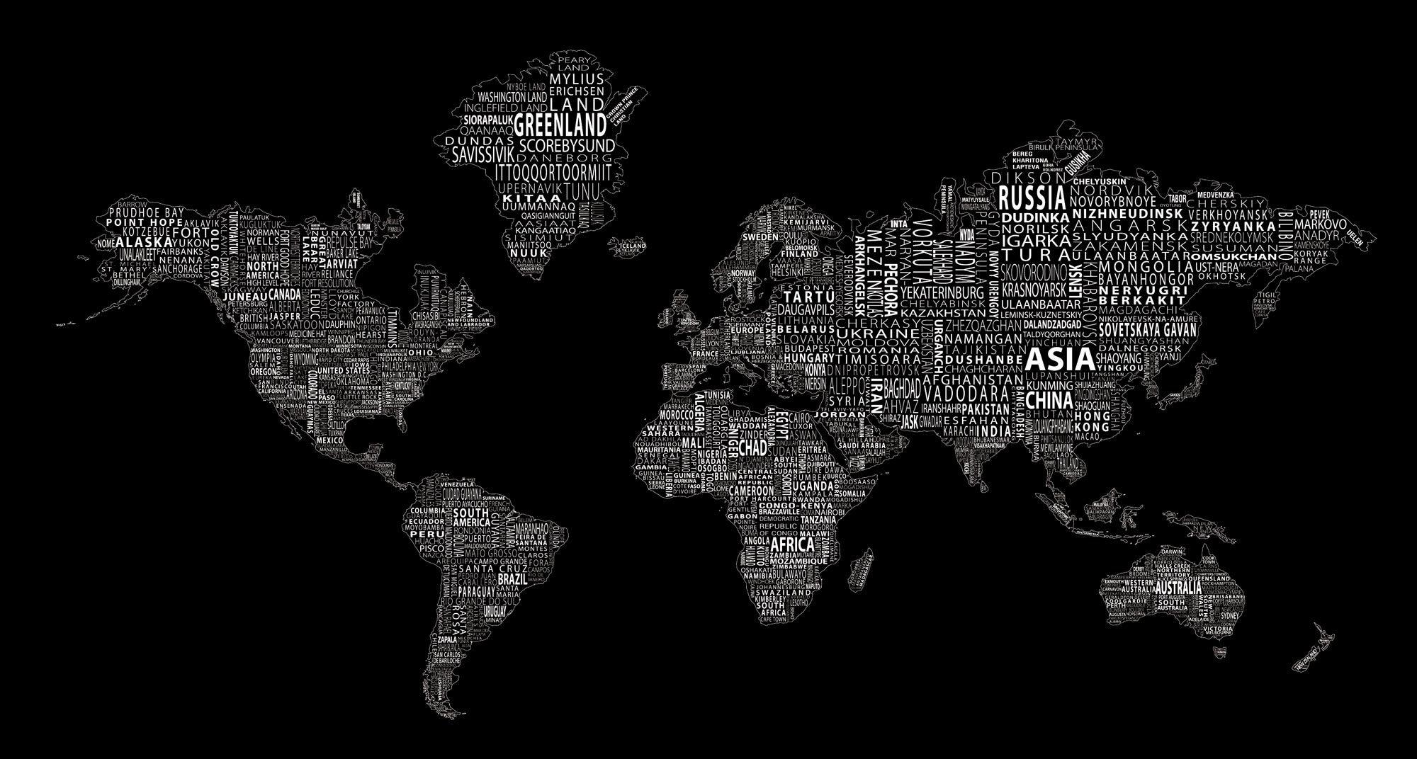 kids world map wallpapers hd